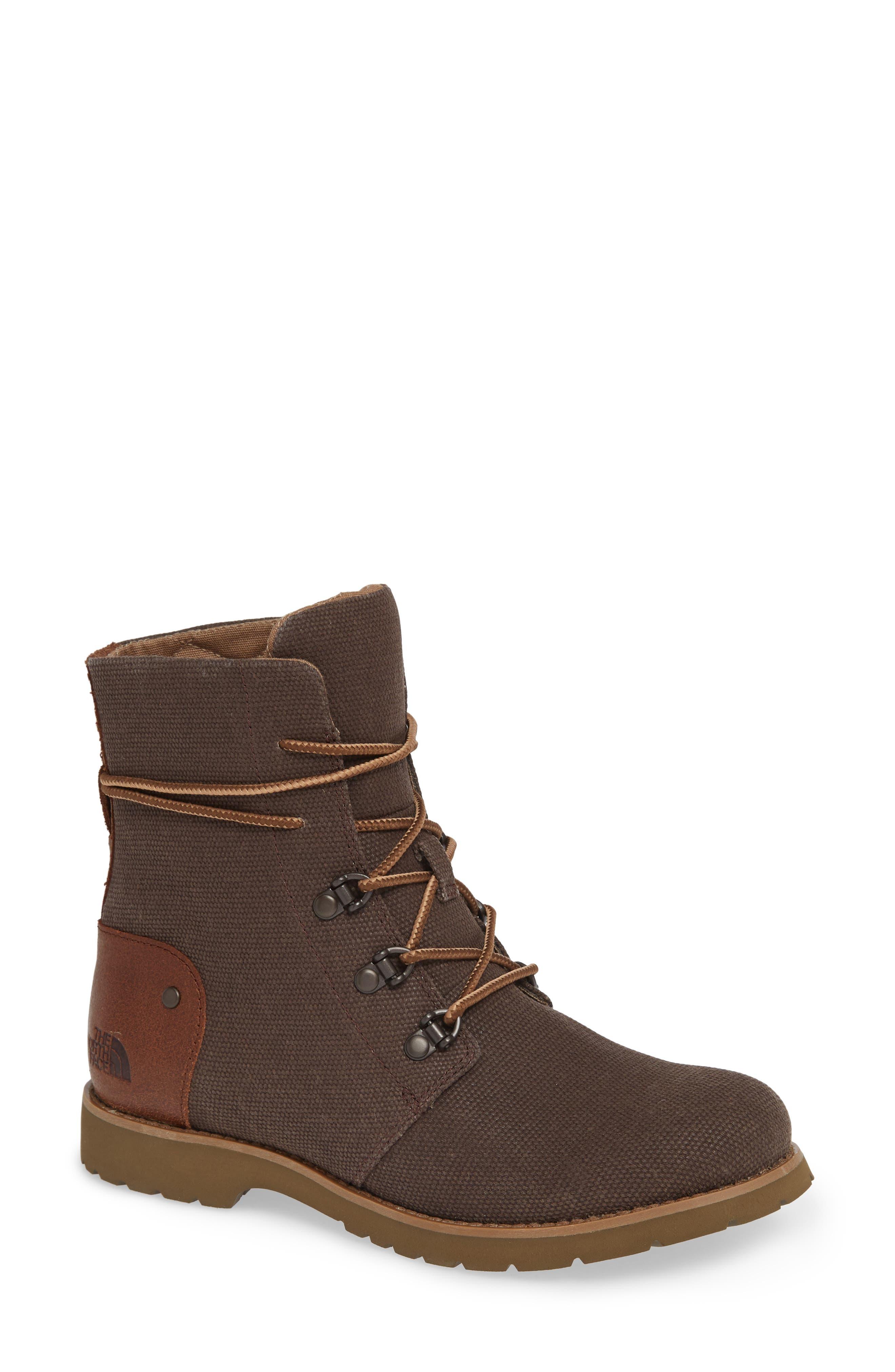 The North Face Ballard Lace Ii Boot, Brown