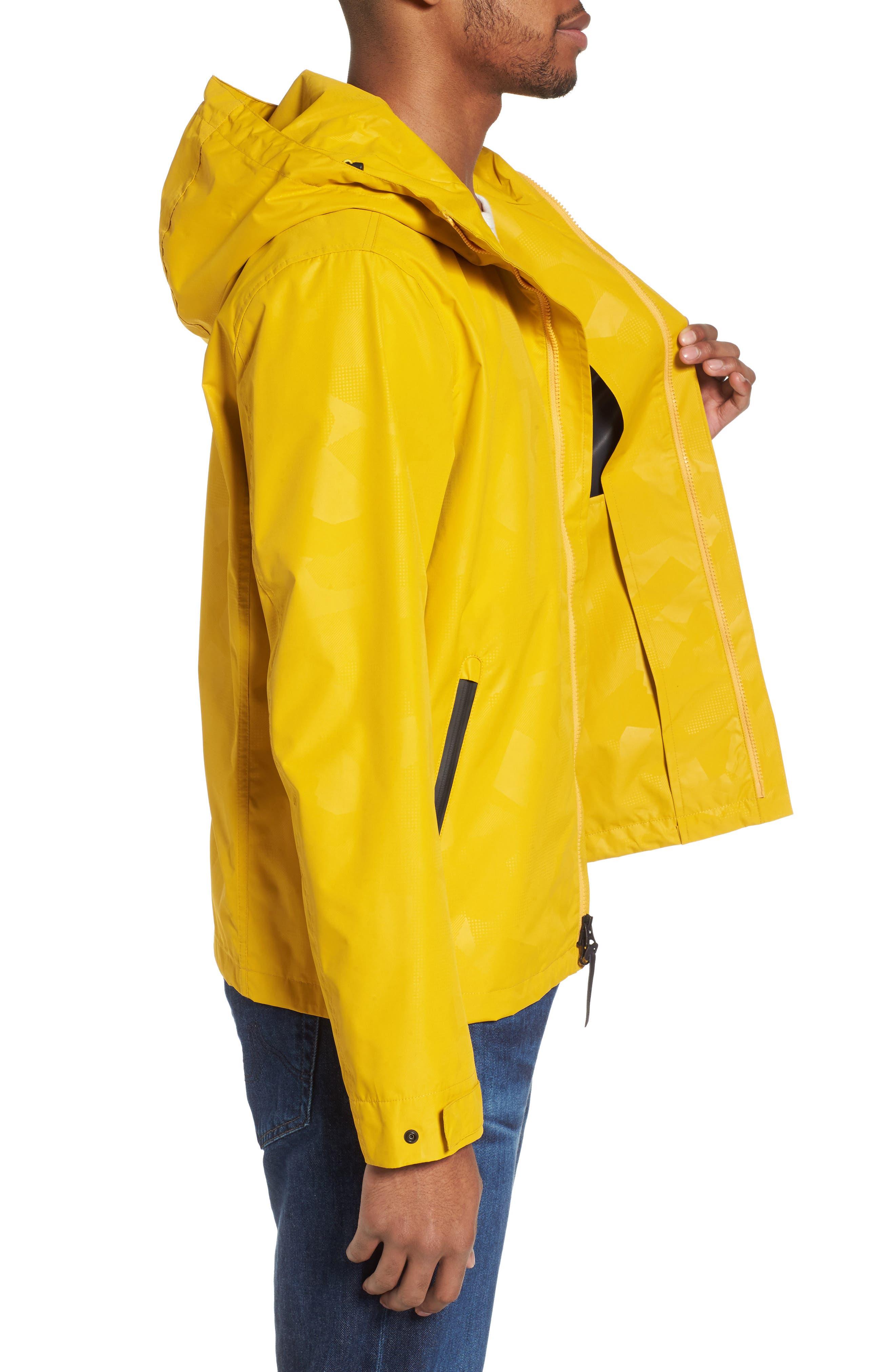 John Rich & Bros. Atlantic Camo Hooded Jacket,                             Alternate thumbnail 9, color,