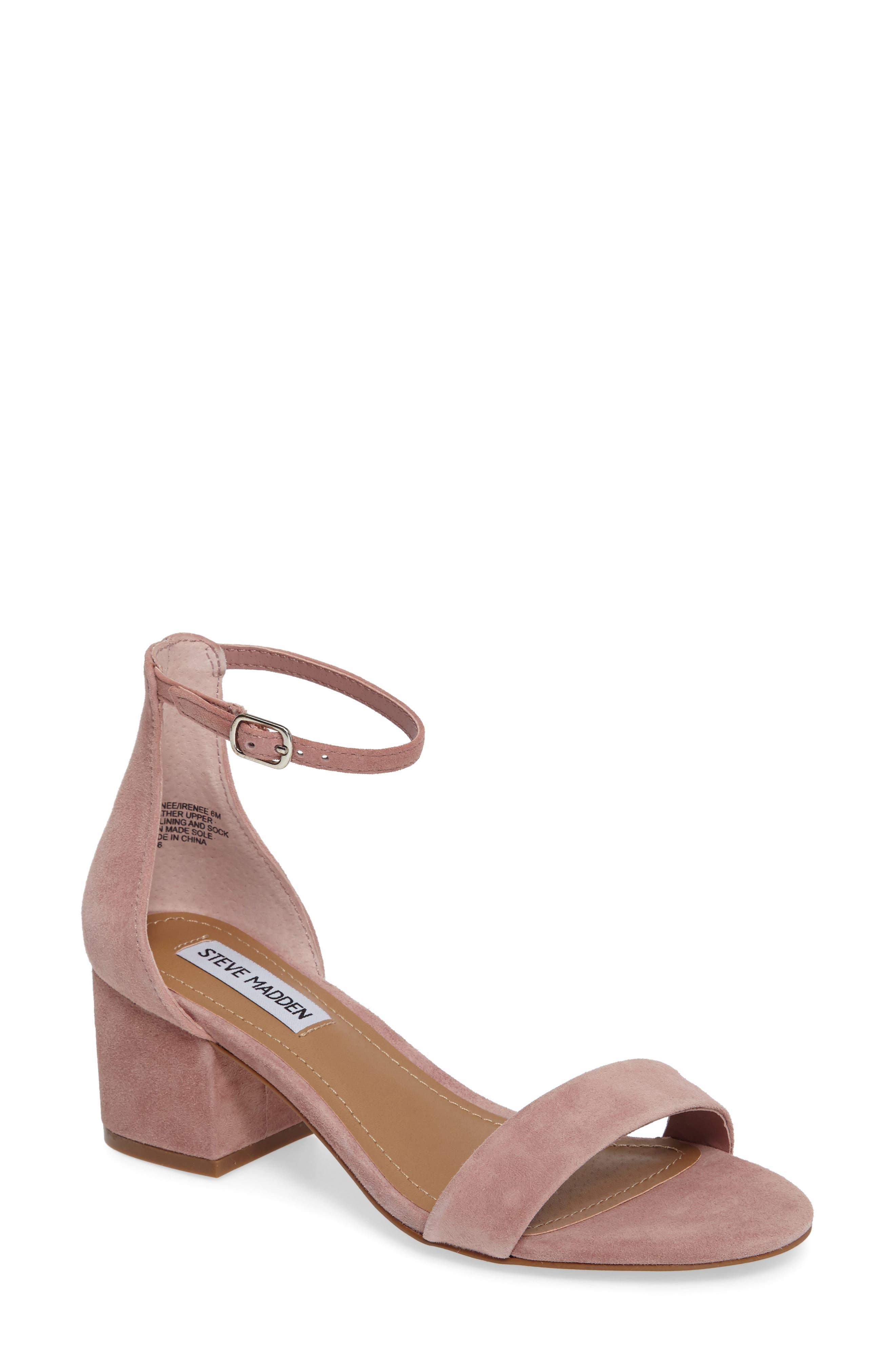 Irenee Ankle Strap Sandal,                             Main thumbnail 9, color,