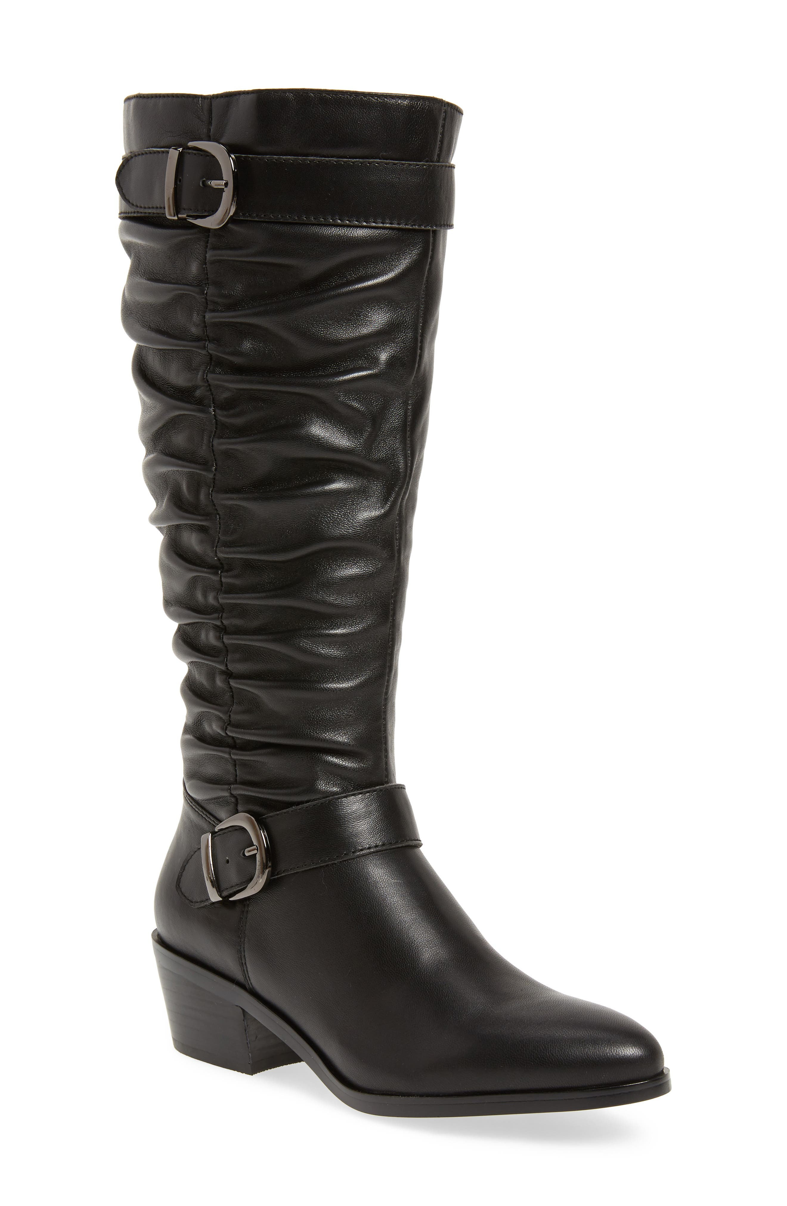 David Tate Cache 16 Boot, Black