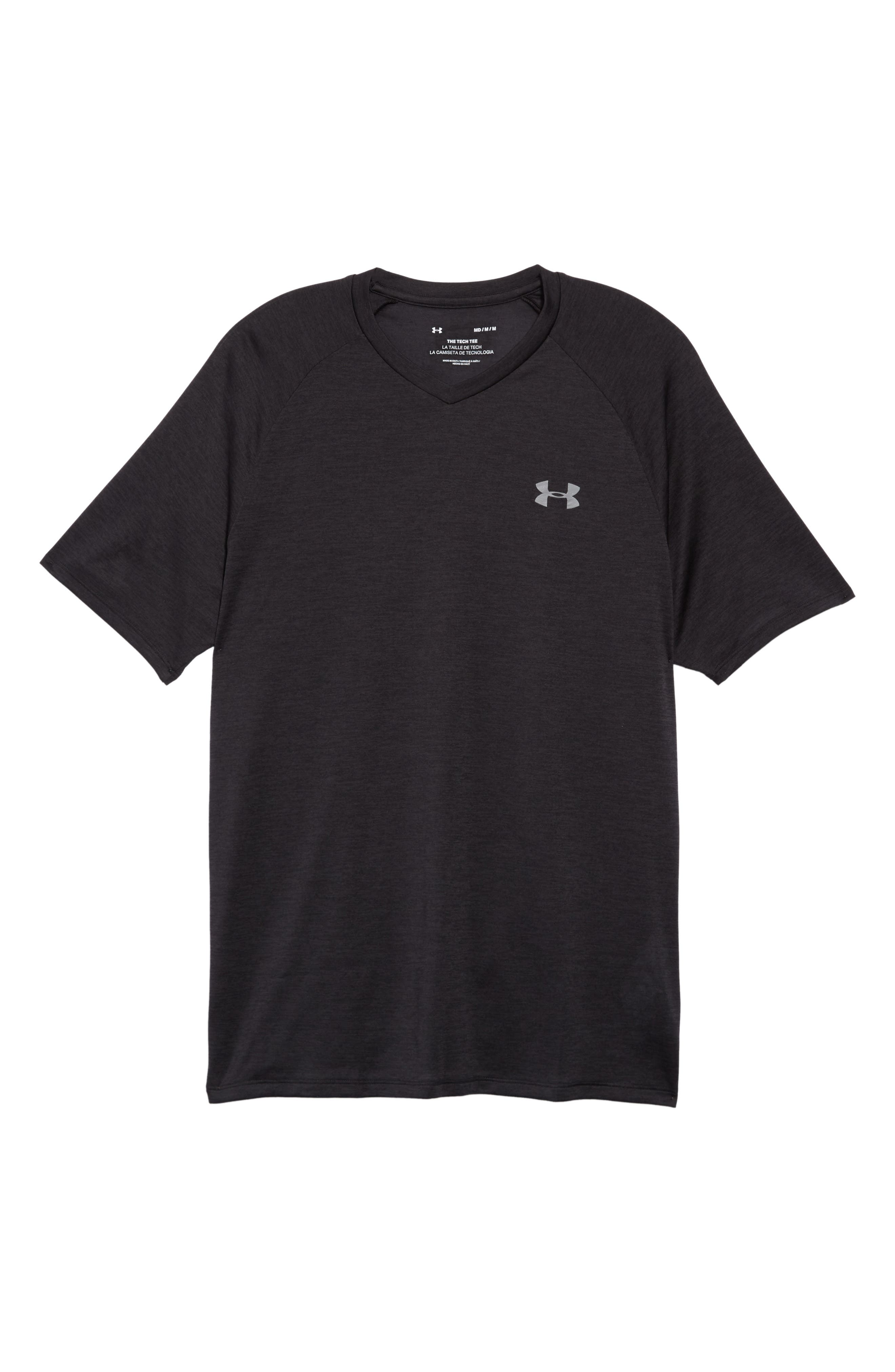 Loose Fit Tech Tee,                             Alternate thumbnail 6, color,                             001