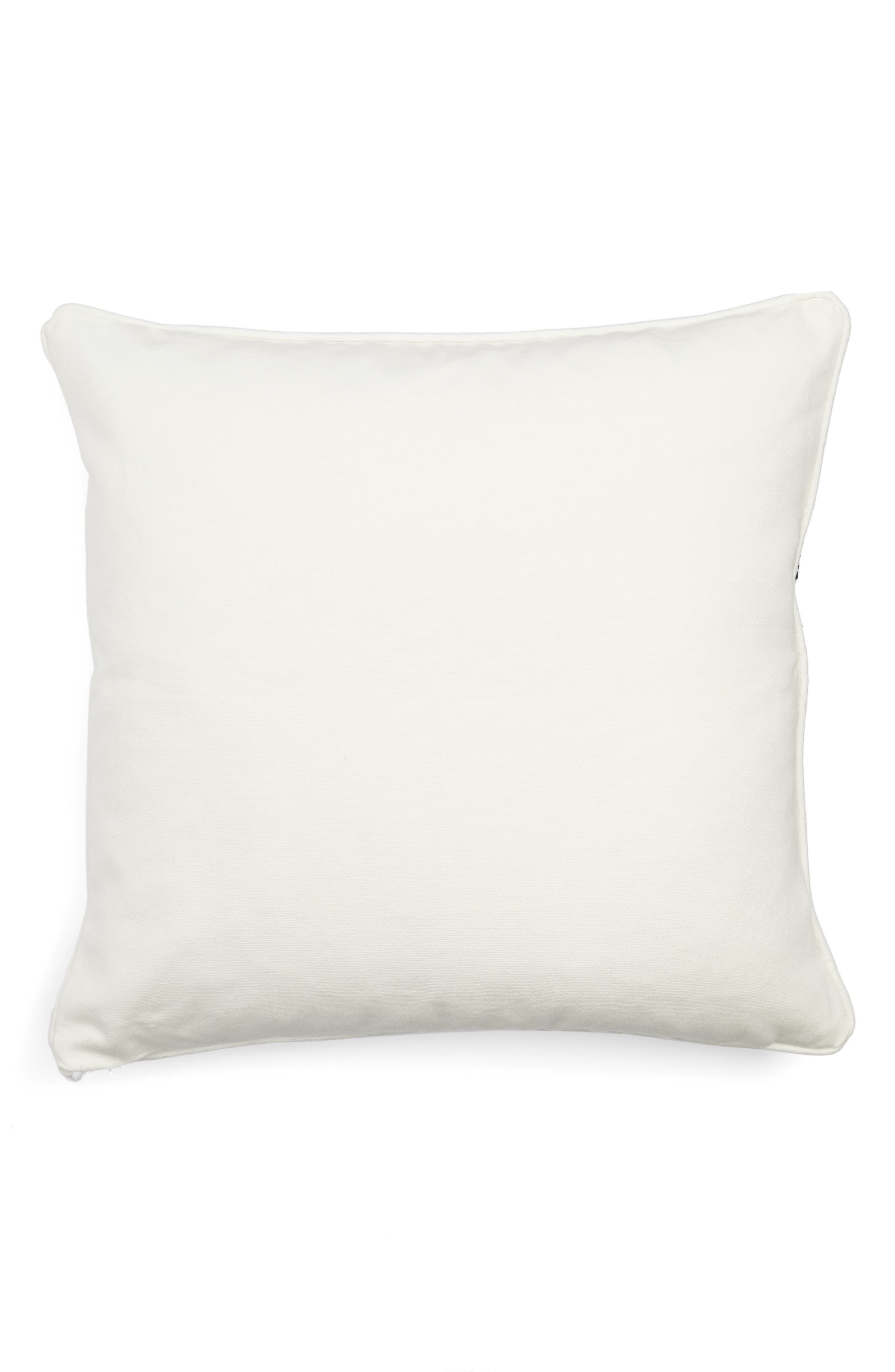 Embroidered Medallion Pillow,                             Alternate thumbnail 2, color,