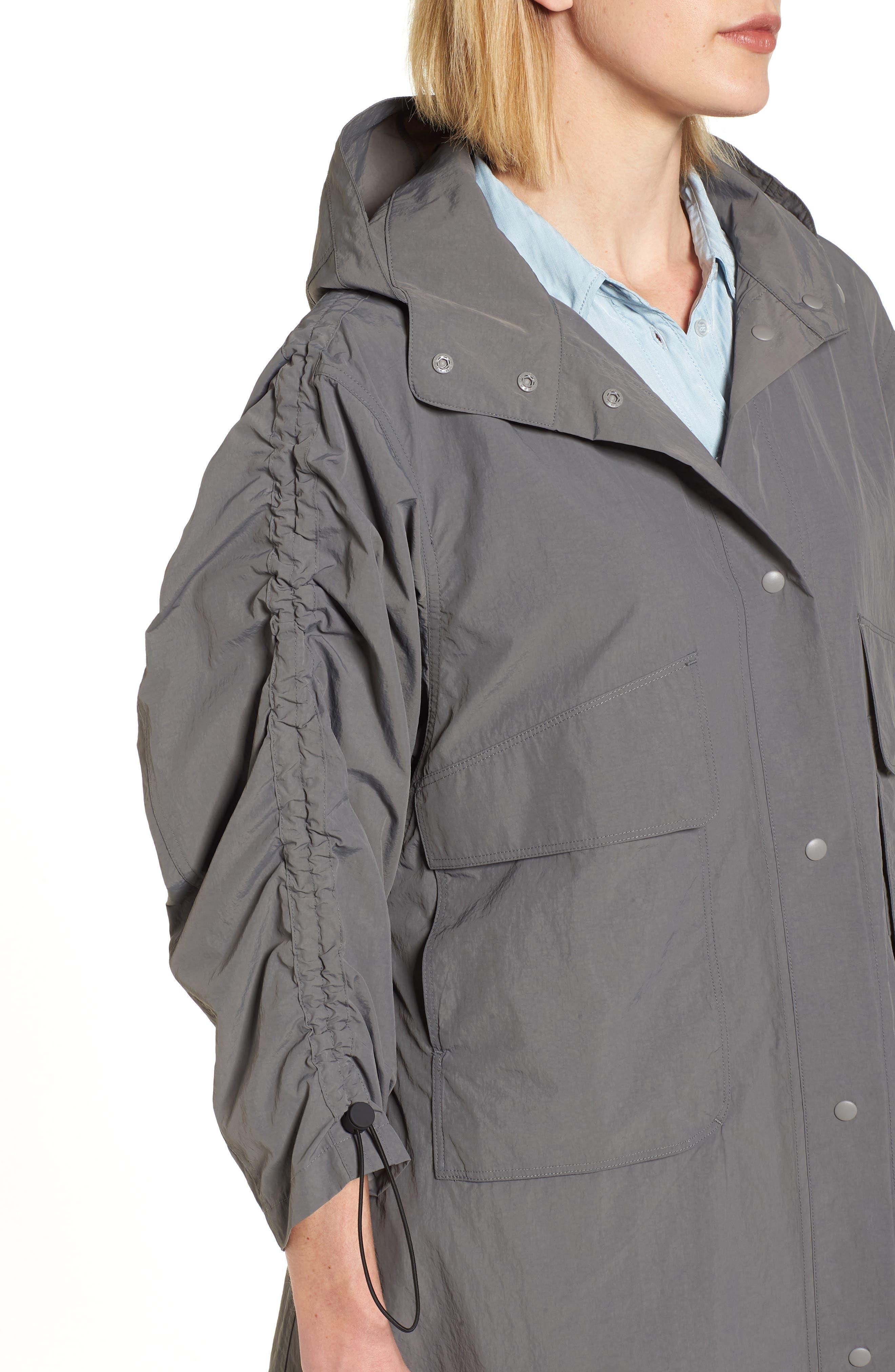 Florence Hooded Jacket,                             Alternate thumbnail 4, color,                             026
