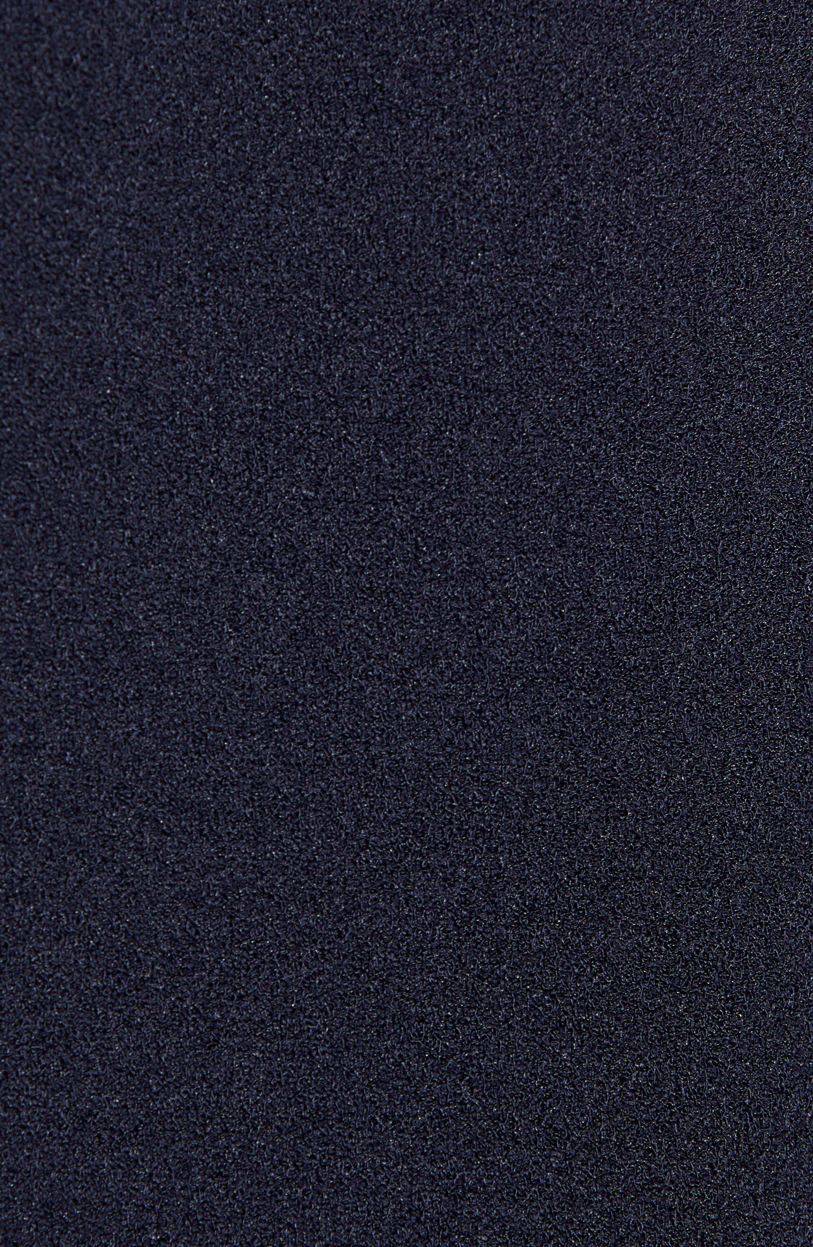 Allison Coco Wide Leg Pants,                             Alternate thumbnail 6, color,                             NIGHT SKY