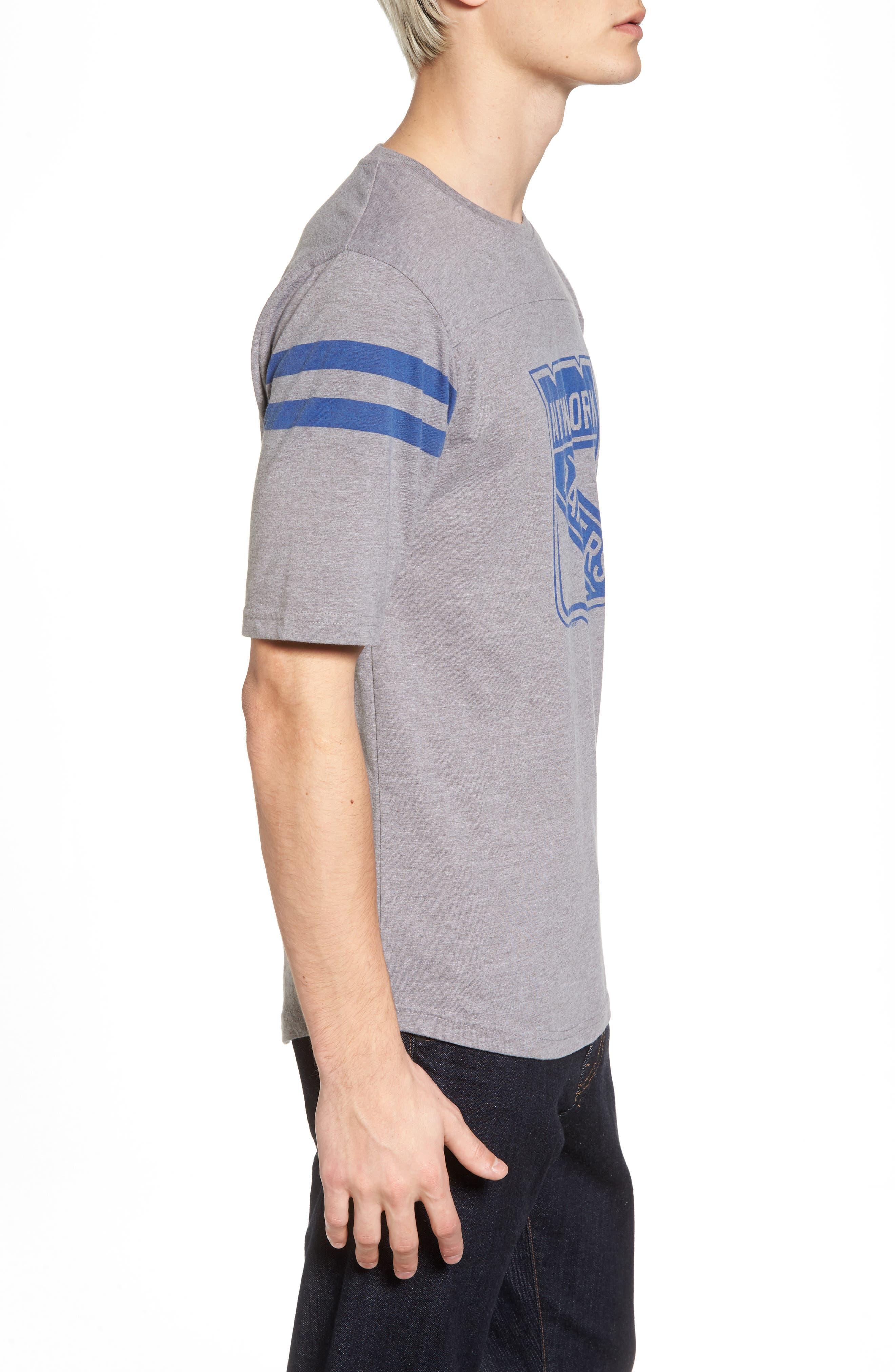 Crosby New York Rangers T-Shirt,                             Alternate thumbnail 3, color,                             073