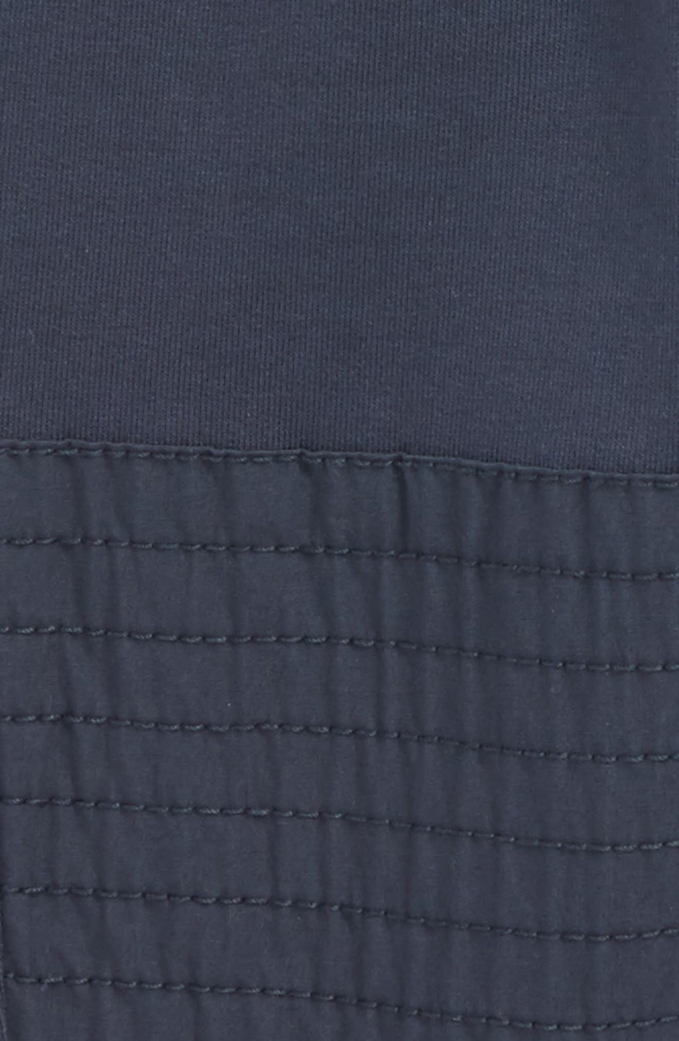French Terry Moto Pants,                             Alternate thumbnail 3, color,                             411