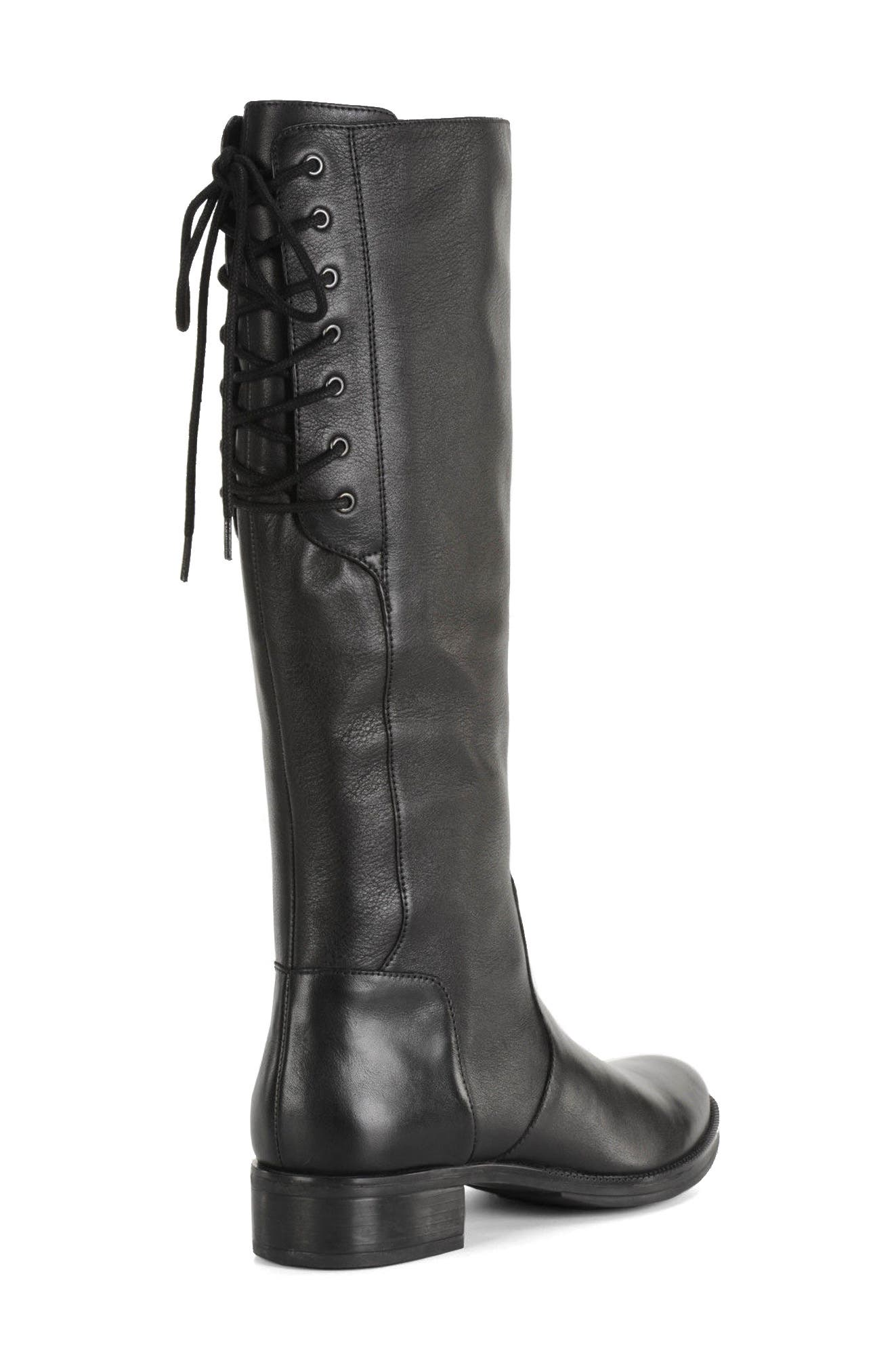 Mendi Tall Boot,                             Alternate thumbnail 2, color,                             001