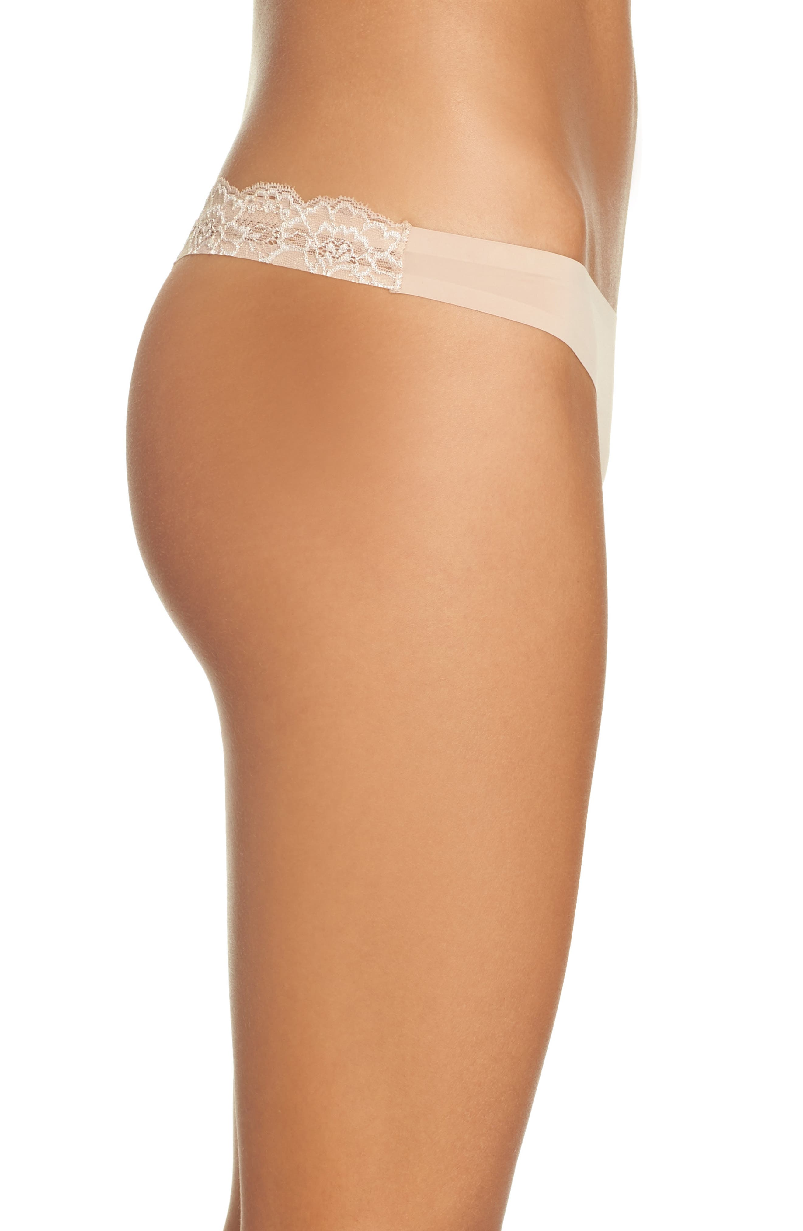Intimately FP Smooth Thong,                             Alternate thumbnail 19, color,