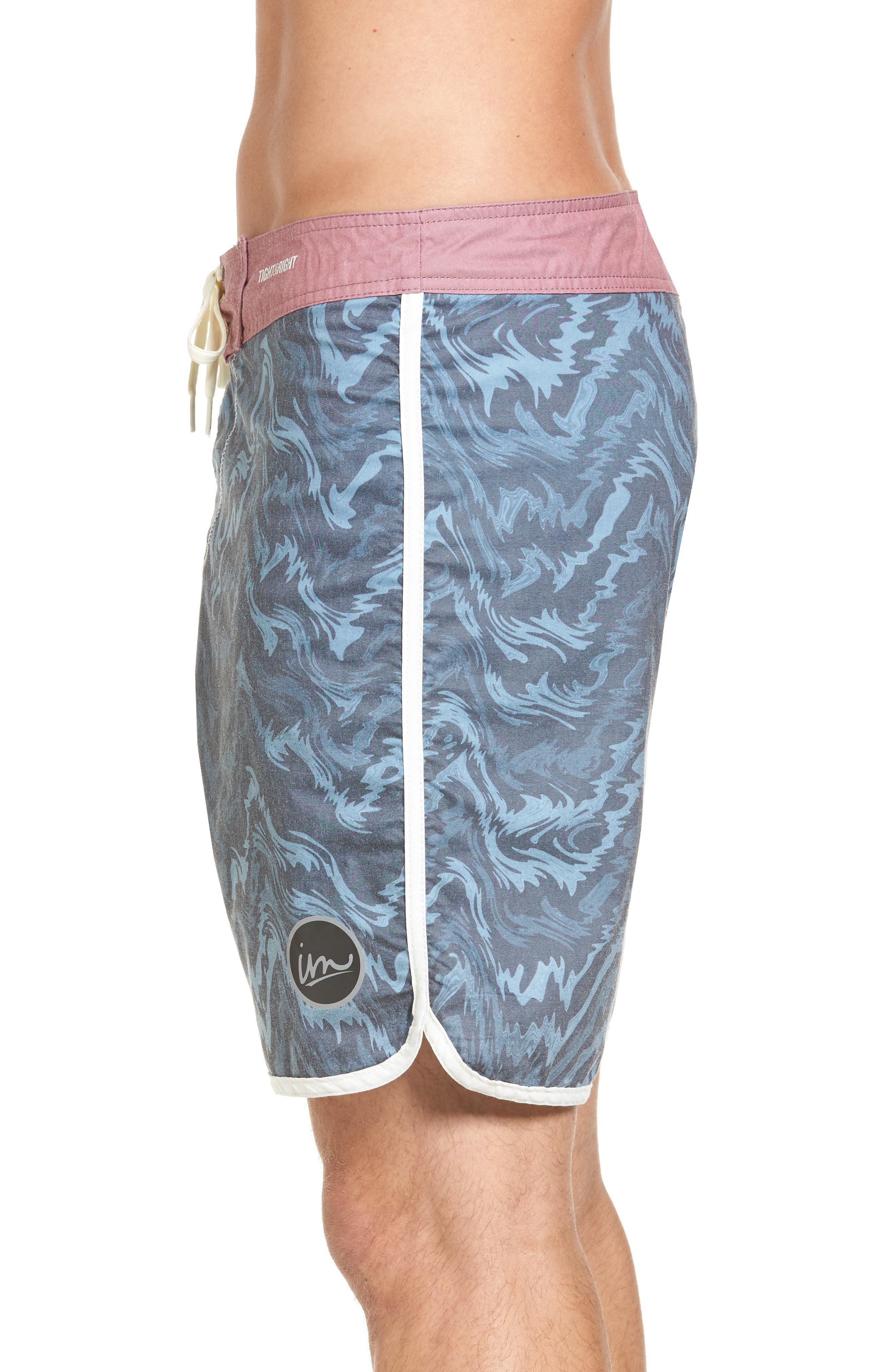 Ripple Board Shorts,                             Alternate thumbnail 3, color,                             400