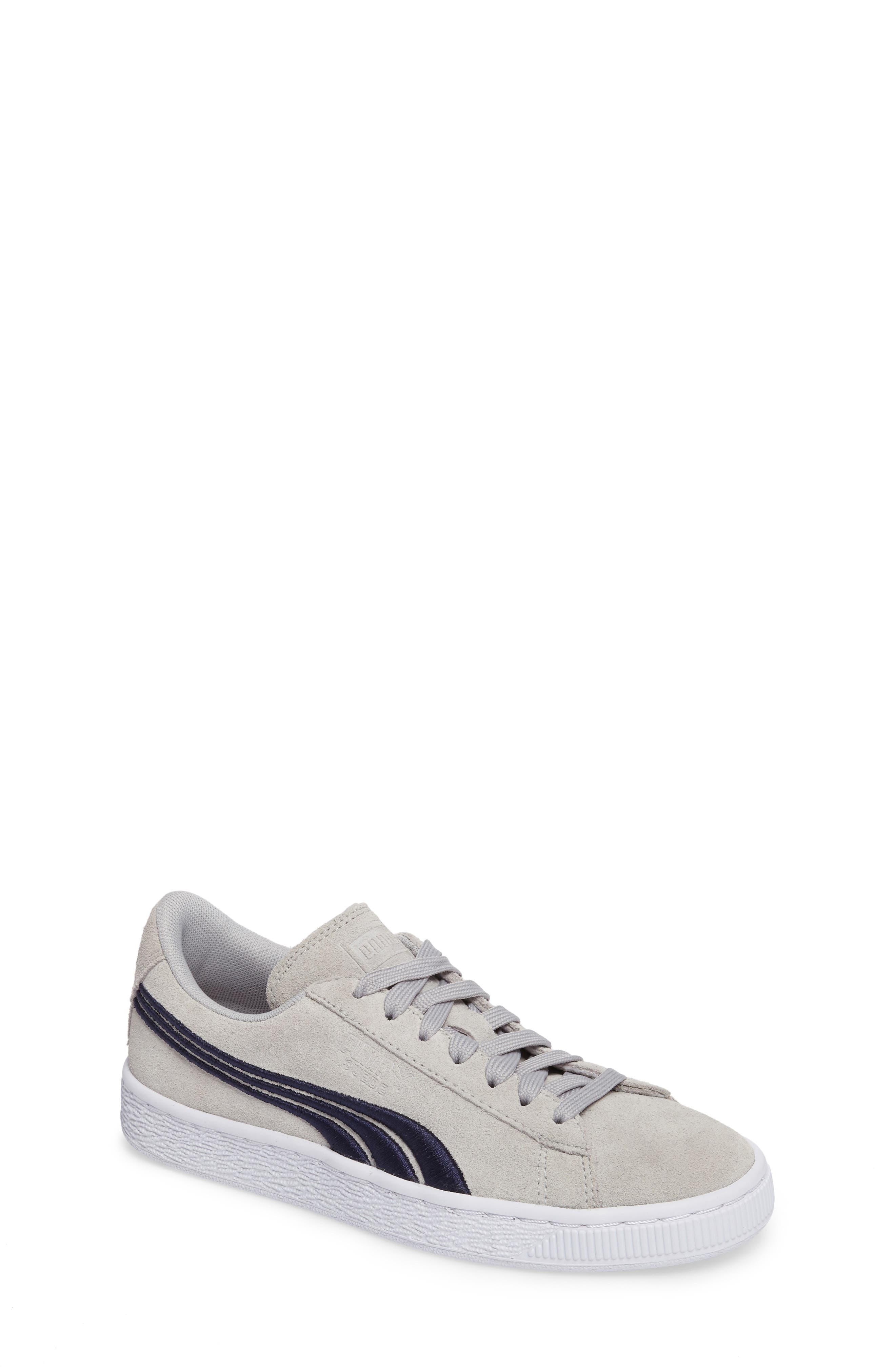Classic Badge Jr Sneaker,                         Main,                         color, 060