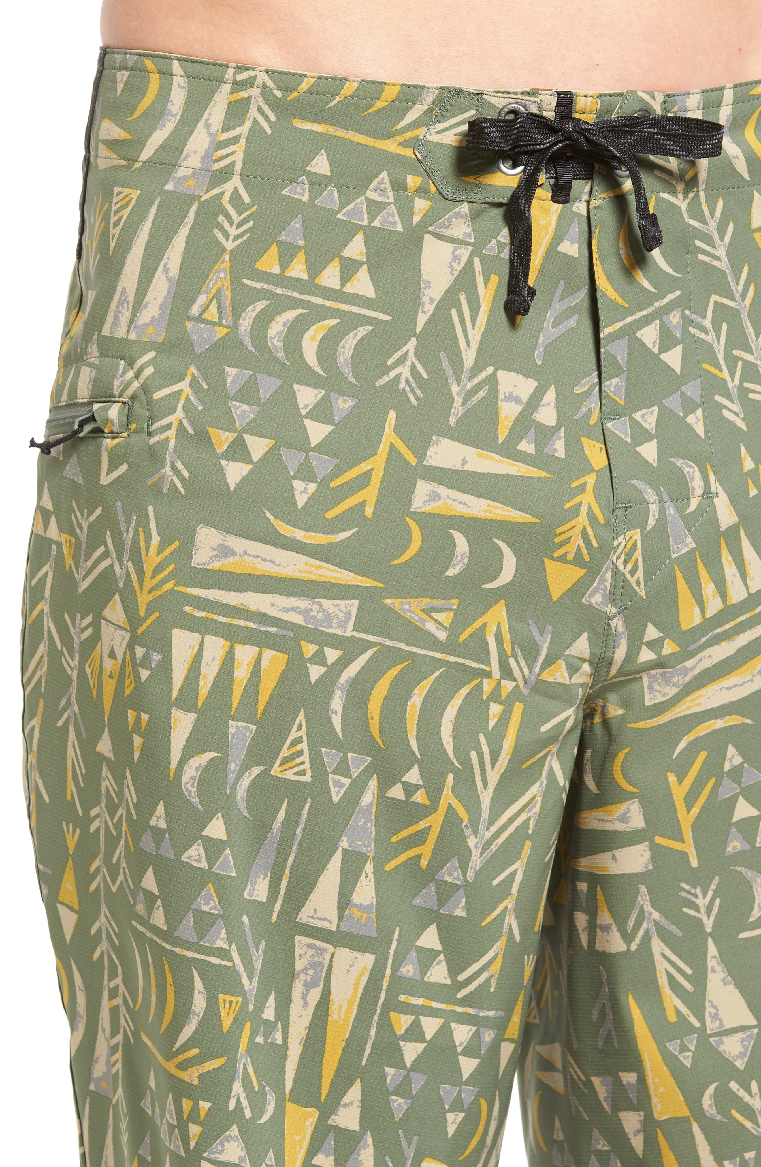 Stretch Planing Board Shorts,                             Alternate thumbnail 20, color,