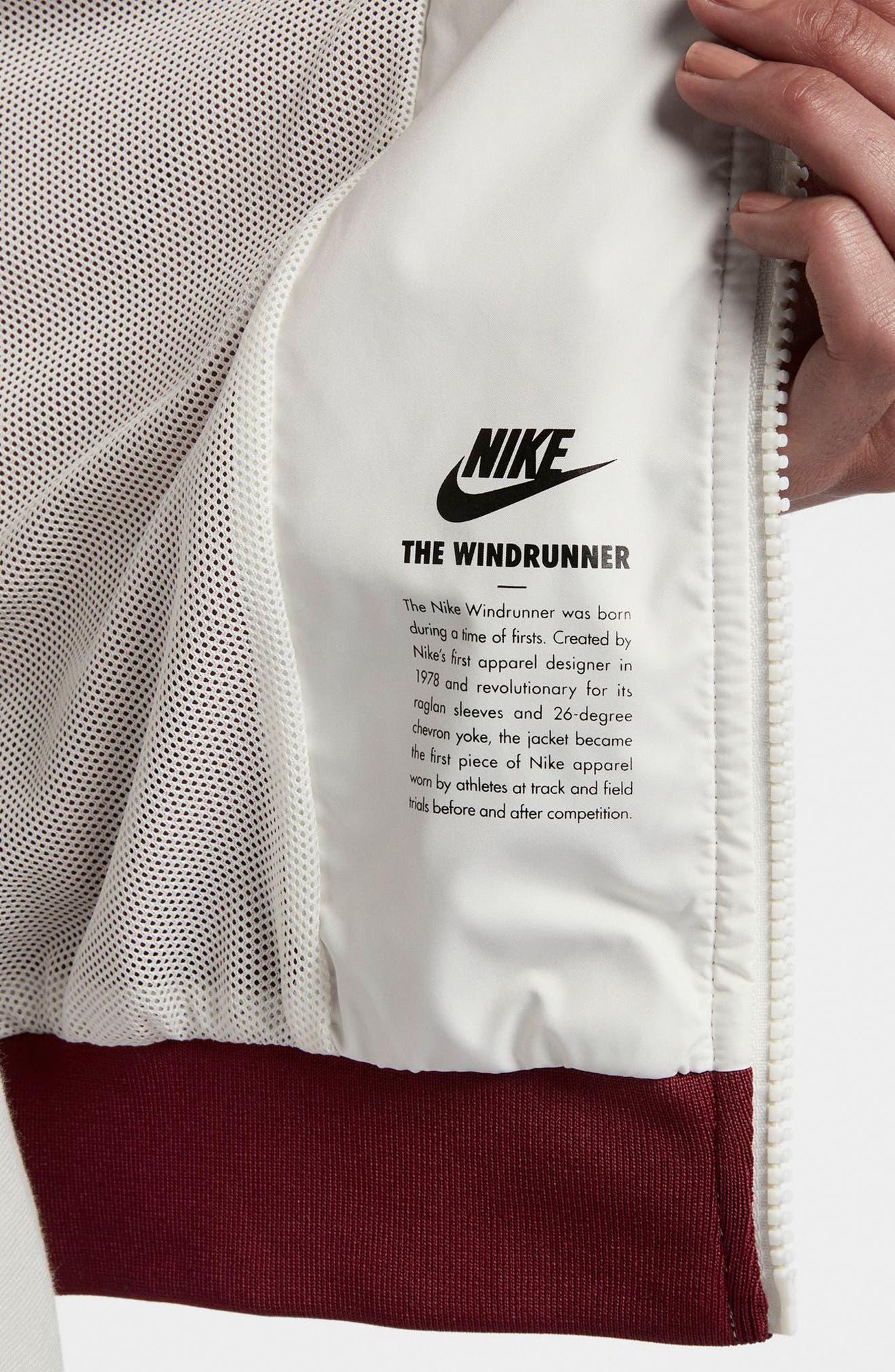 Windrunner Jacket,                             Alternate thumbnail 18, color,