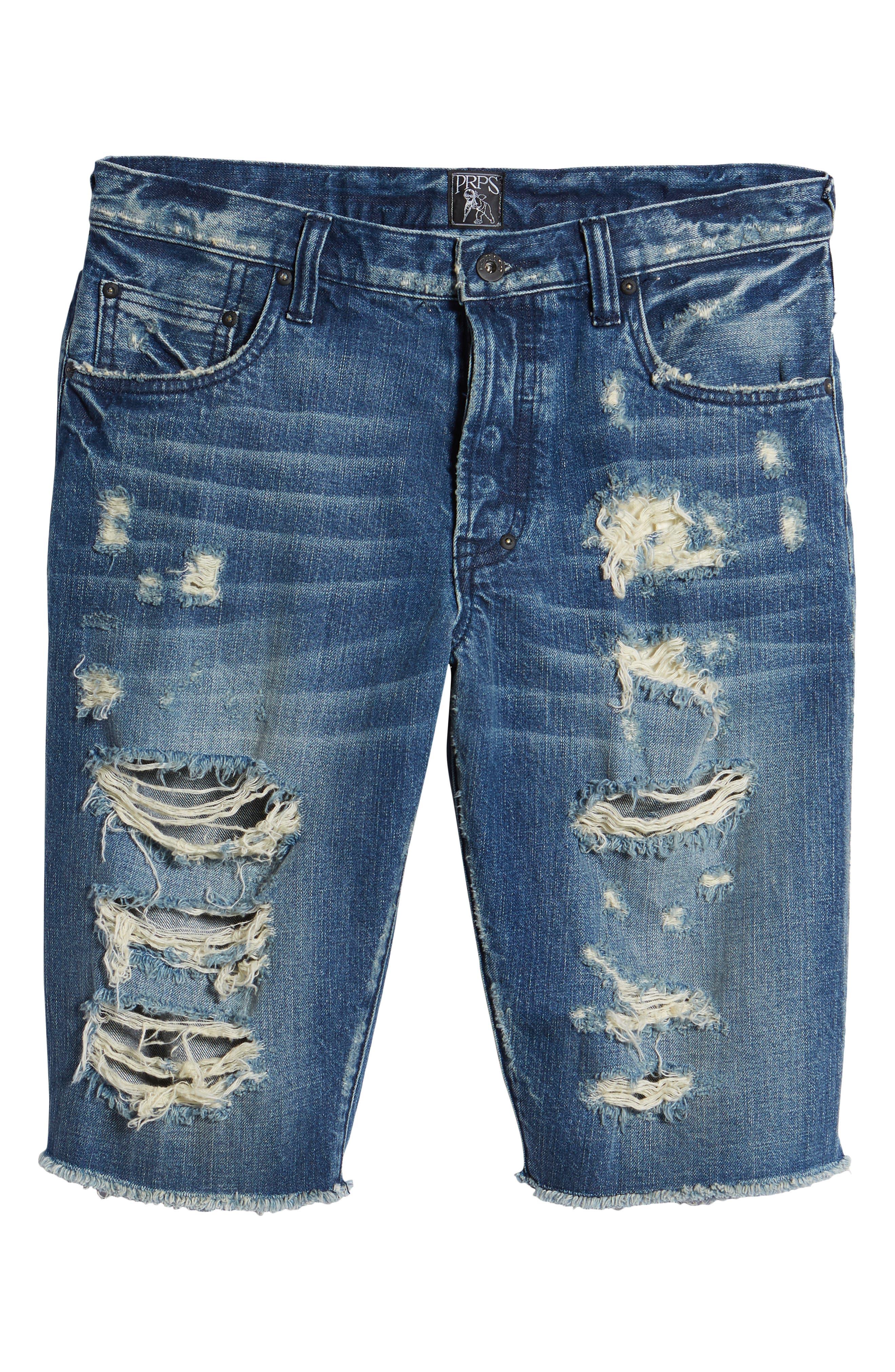 Challenger Regular Fit Shorts,                             Alternate thumbnail 6, color,                             WHISPERING
