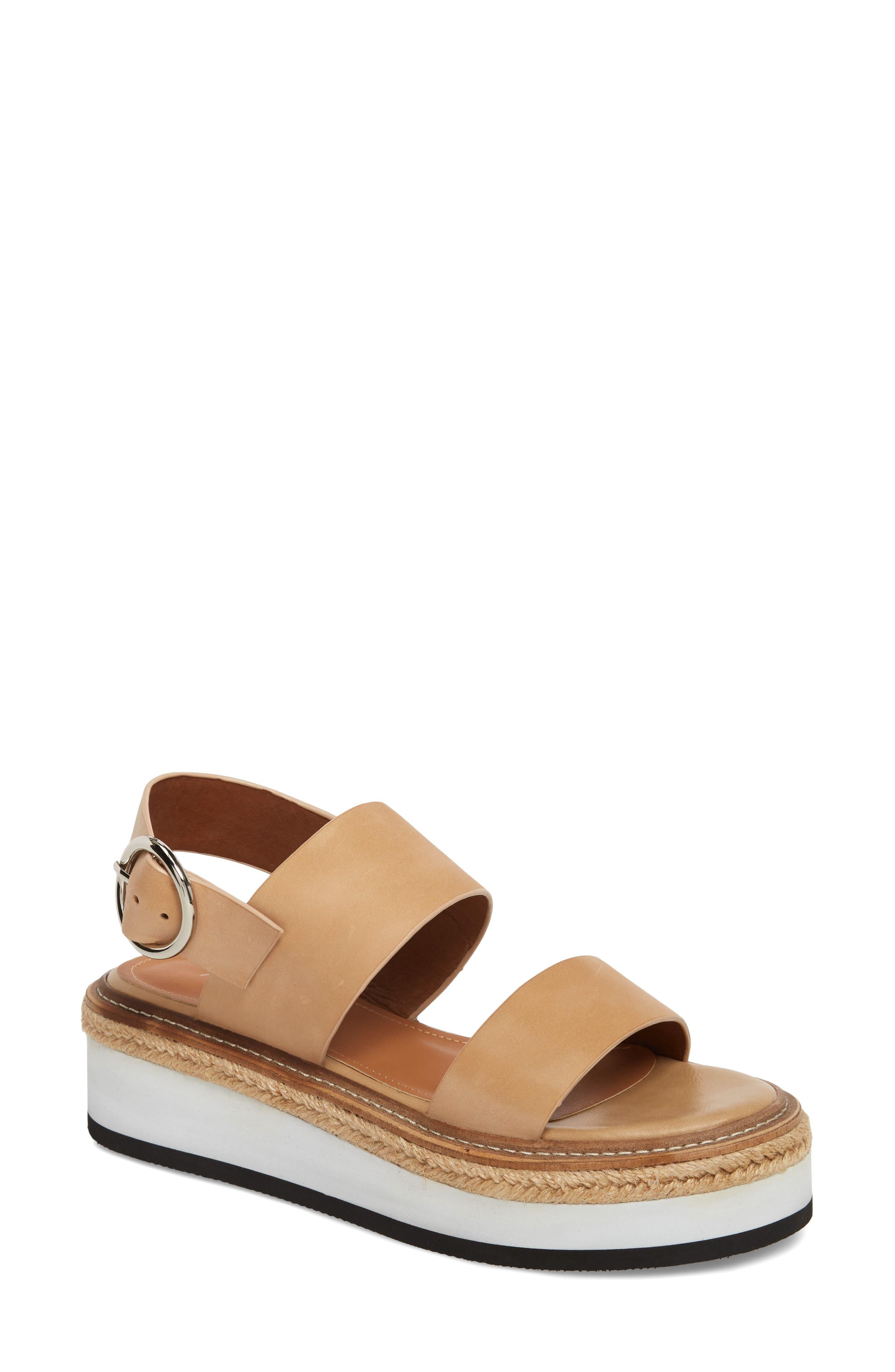Niche Platform Sandal,                             Main thumbnail 2, color,