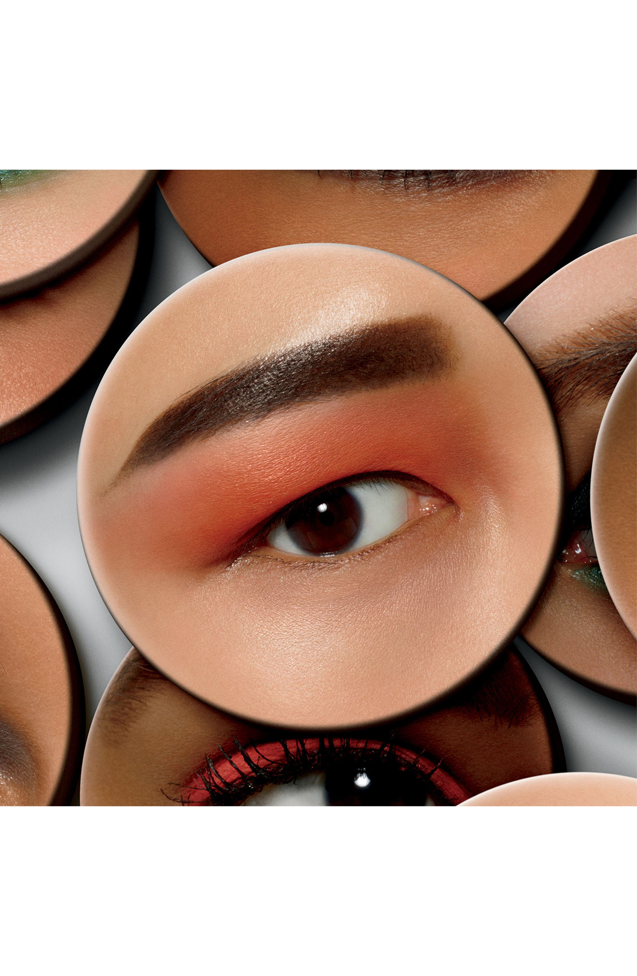 MAC Solar Glow Times Nine Eyeshadow Palette,                             Main thumbnail 3, color,