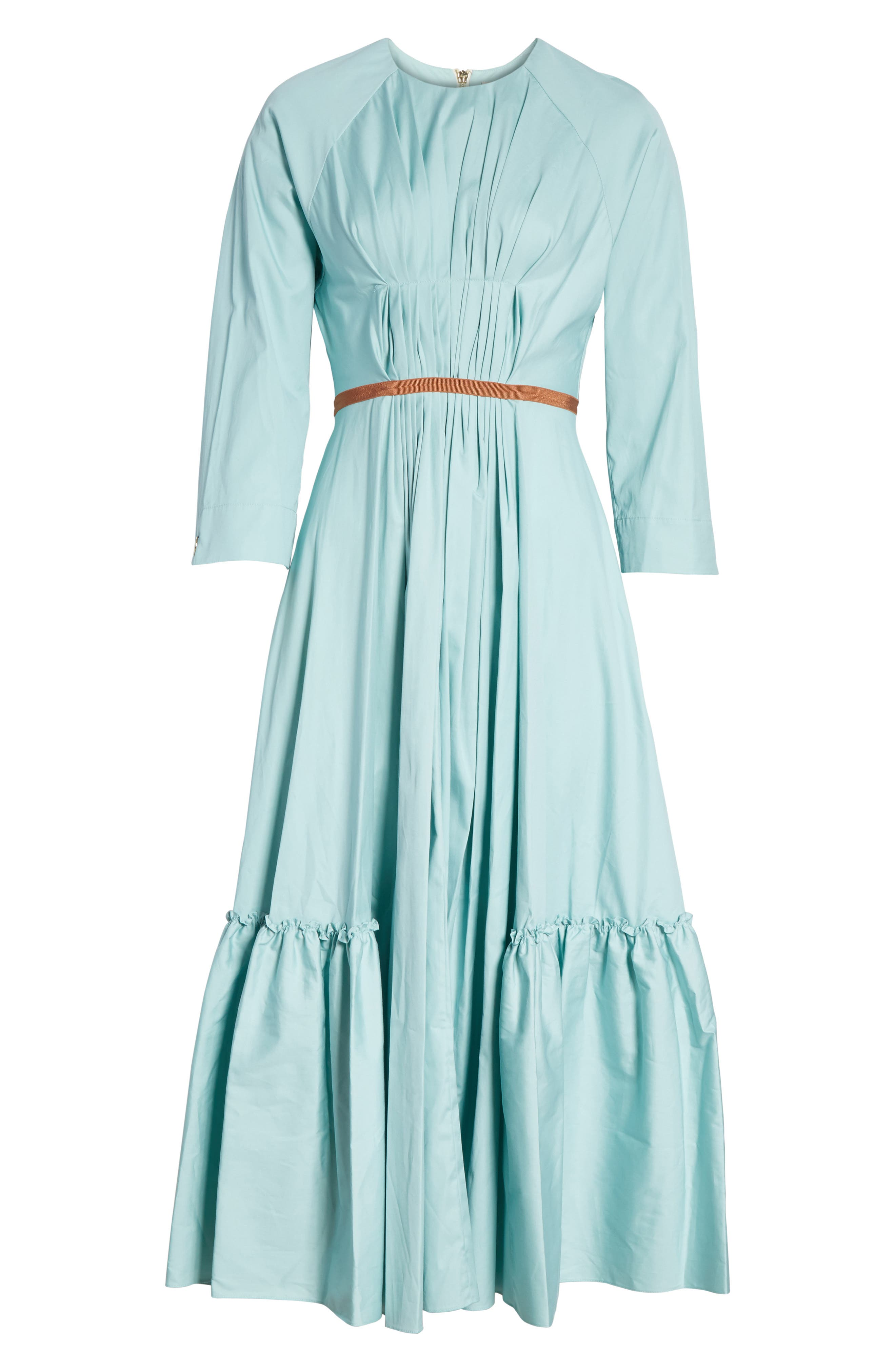 Varena Dress,                             Alternate thumbnail 6, color,                             400
