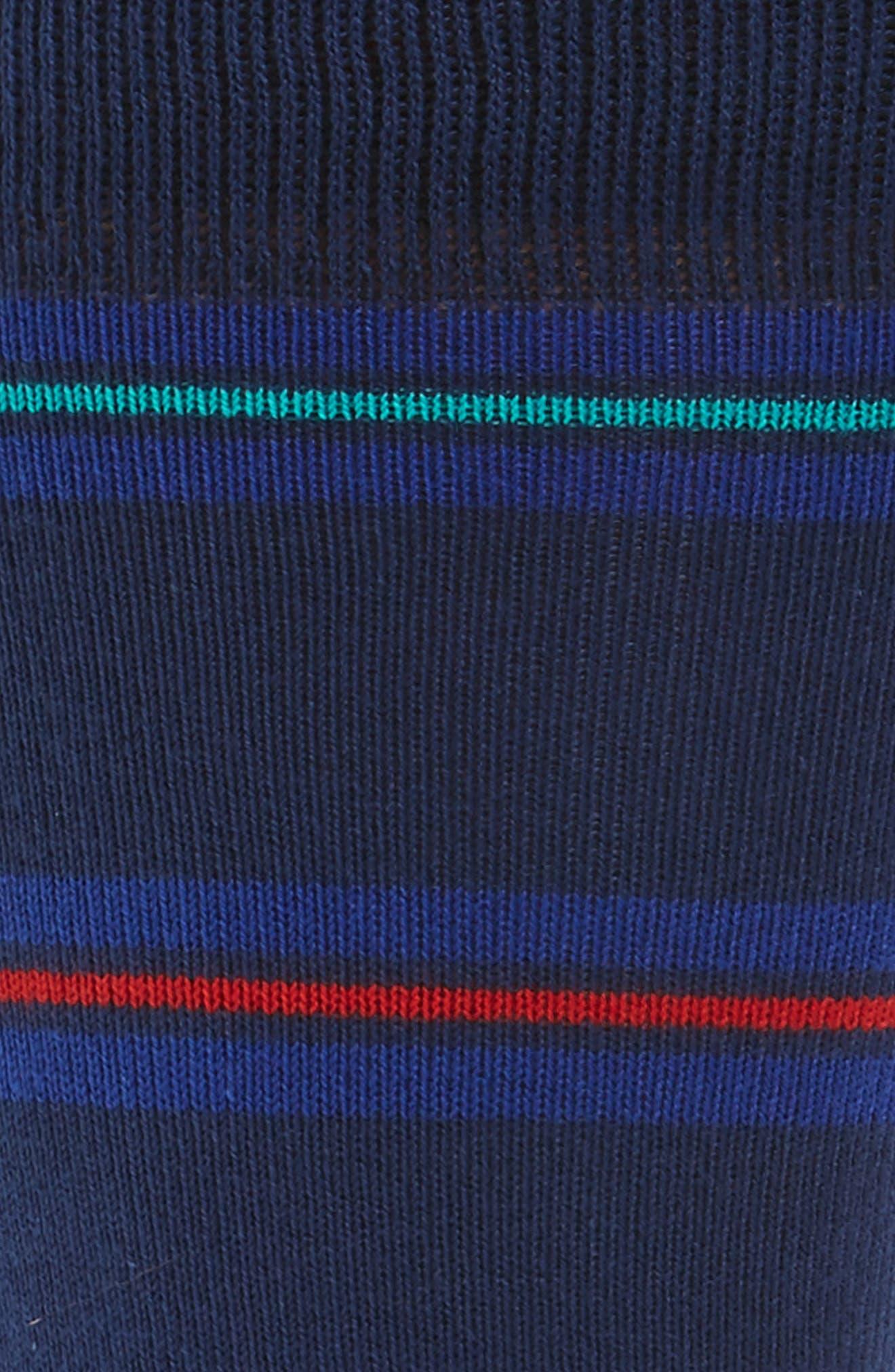 Blanket Stripe Socks,                             Alternate thumbnail 5, color,