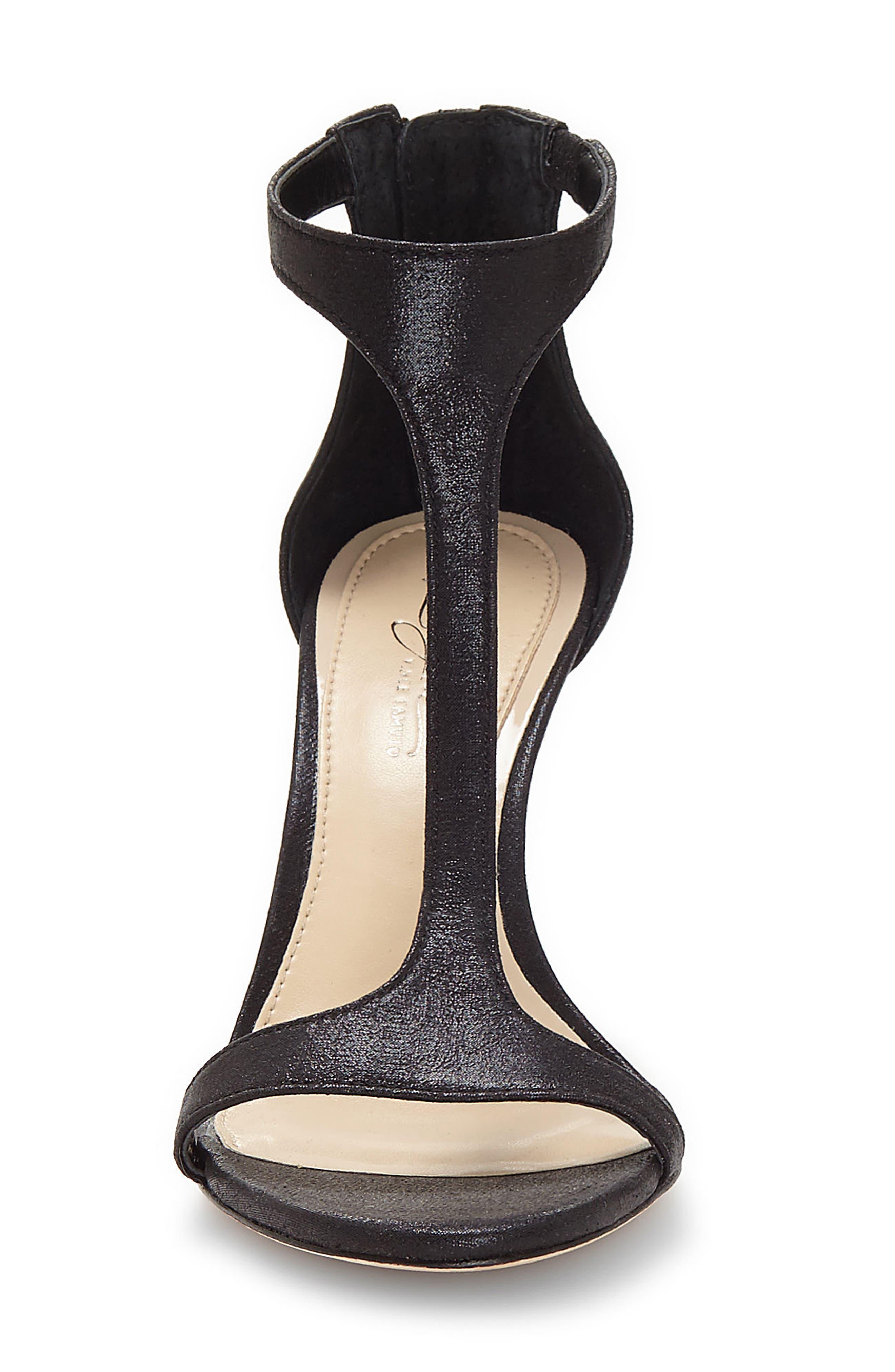 'Phoebe' Embellished T-Strap Sandal,                             Alternate thumbnail 37, color,