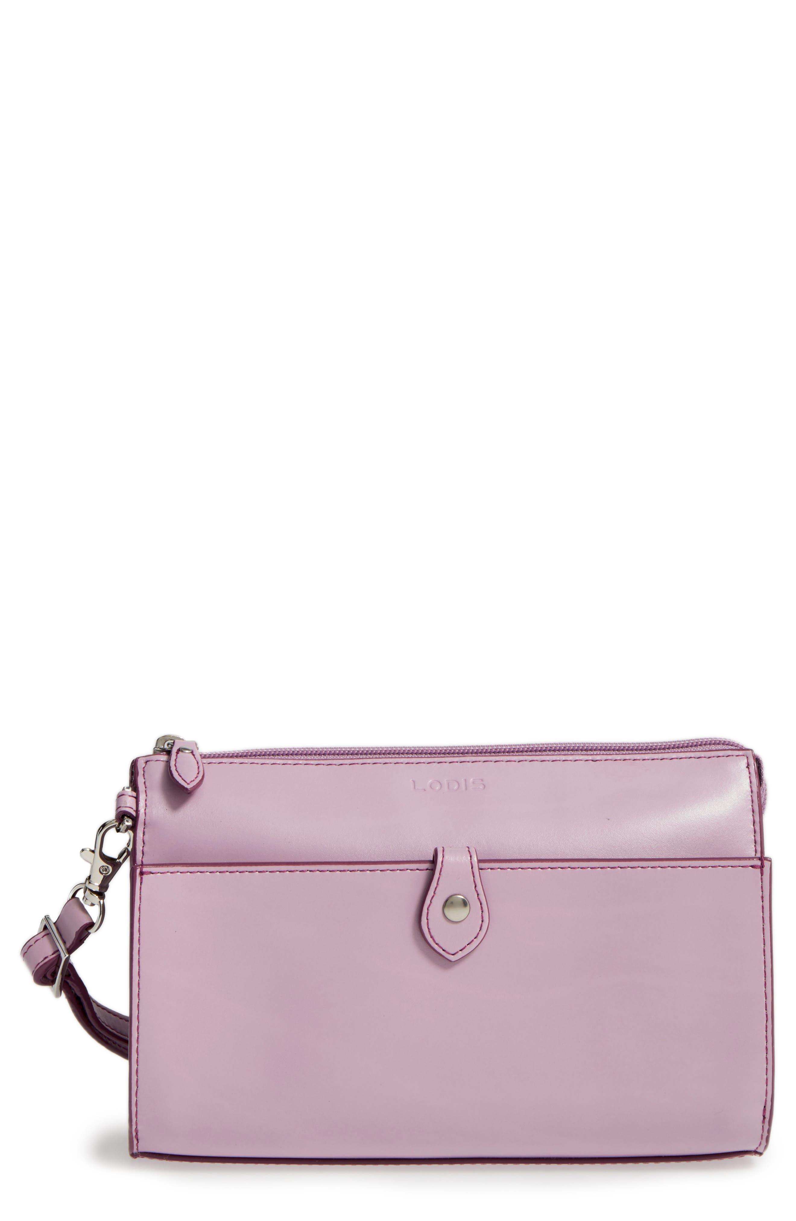 Lodis'Audrey Collection -Vicky' ConvertibleCrossbody Bag,                             Main thumbnail 5, color,