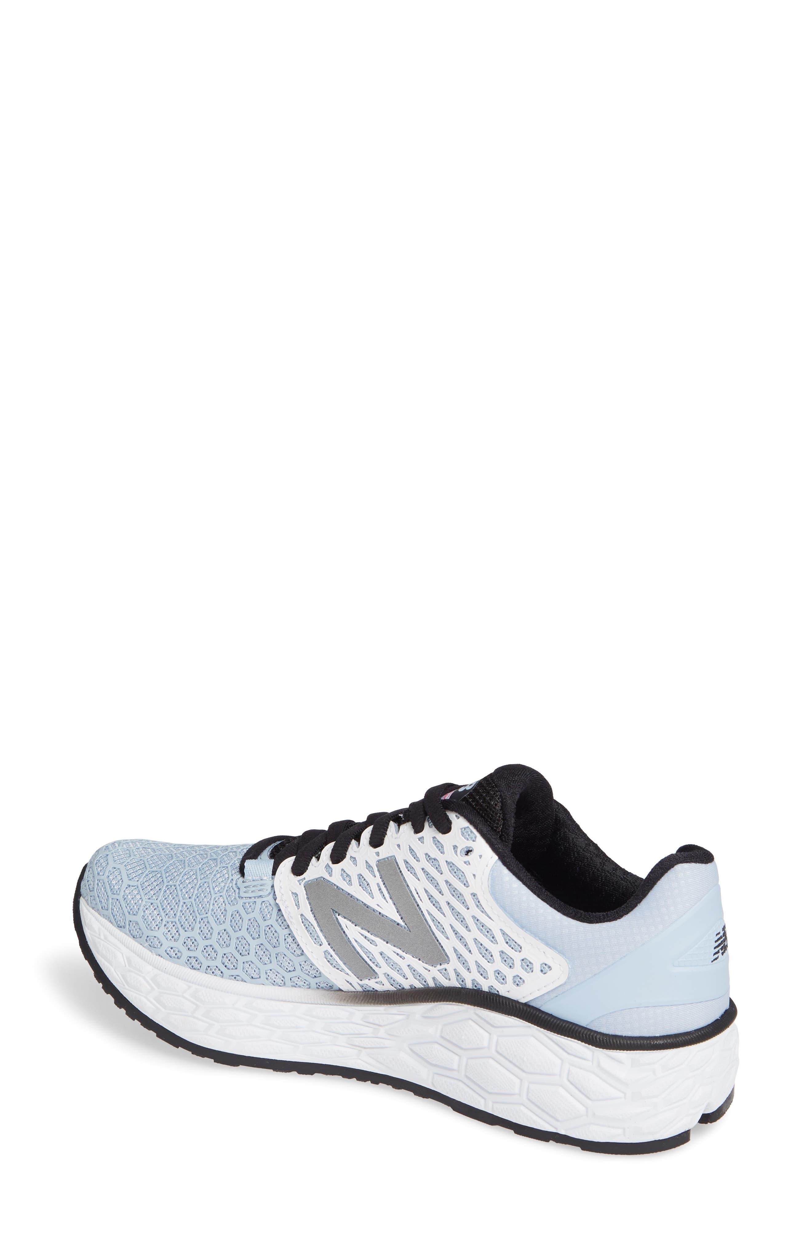 Fresh Foam Vongo Running Shoe,                             Alternate thumbnail 2, color,                             ICE BLUE