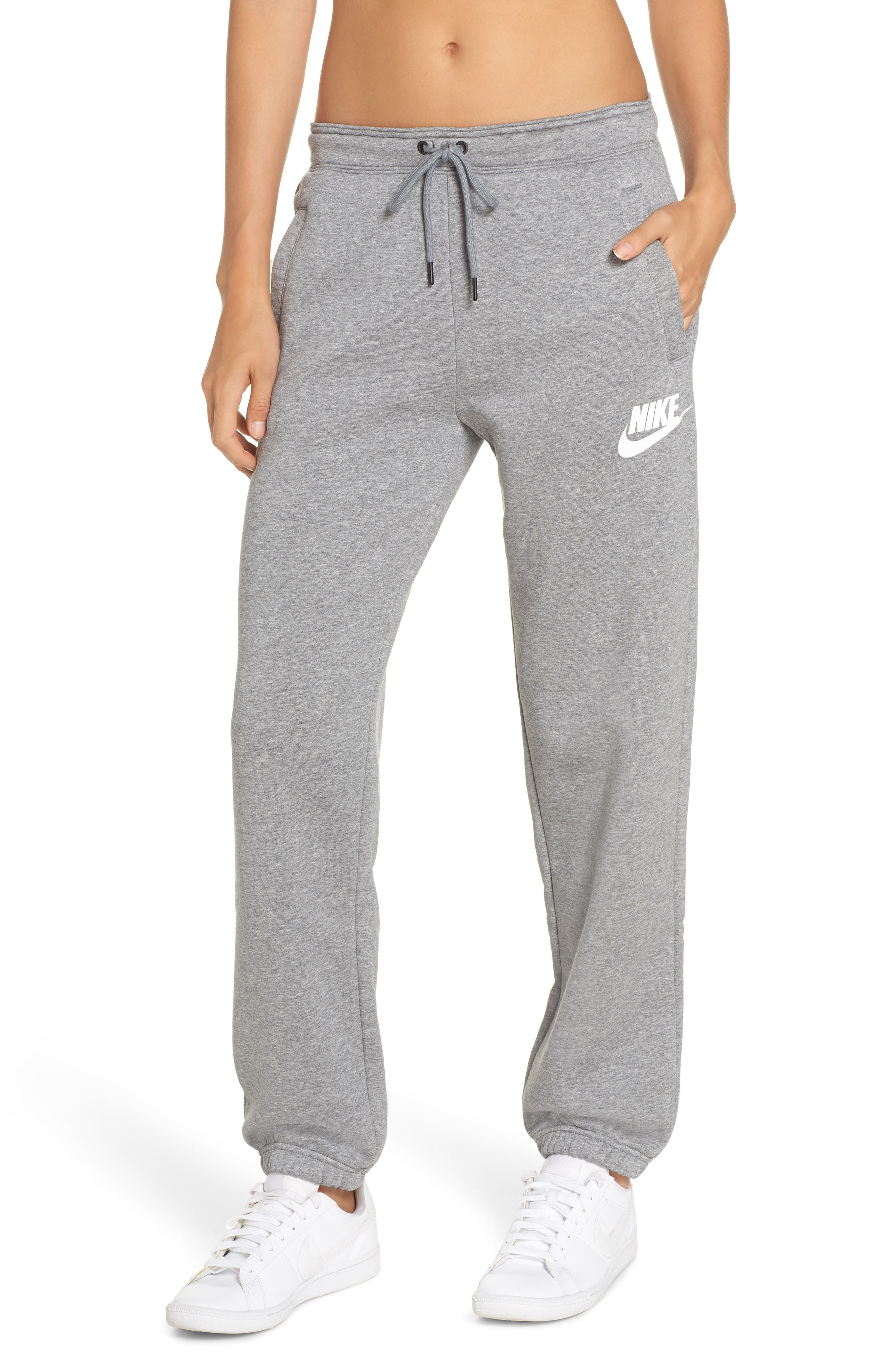 NSW Rally Pants,                             Main thumbnail 1, color,                             CARBON HEATHER/ COOL GREY