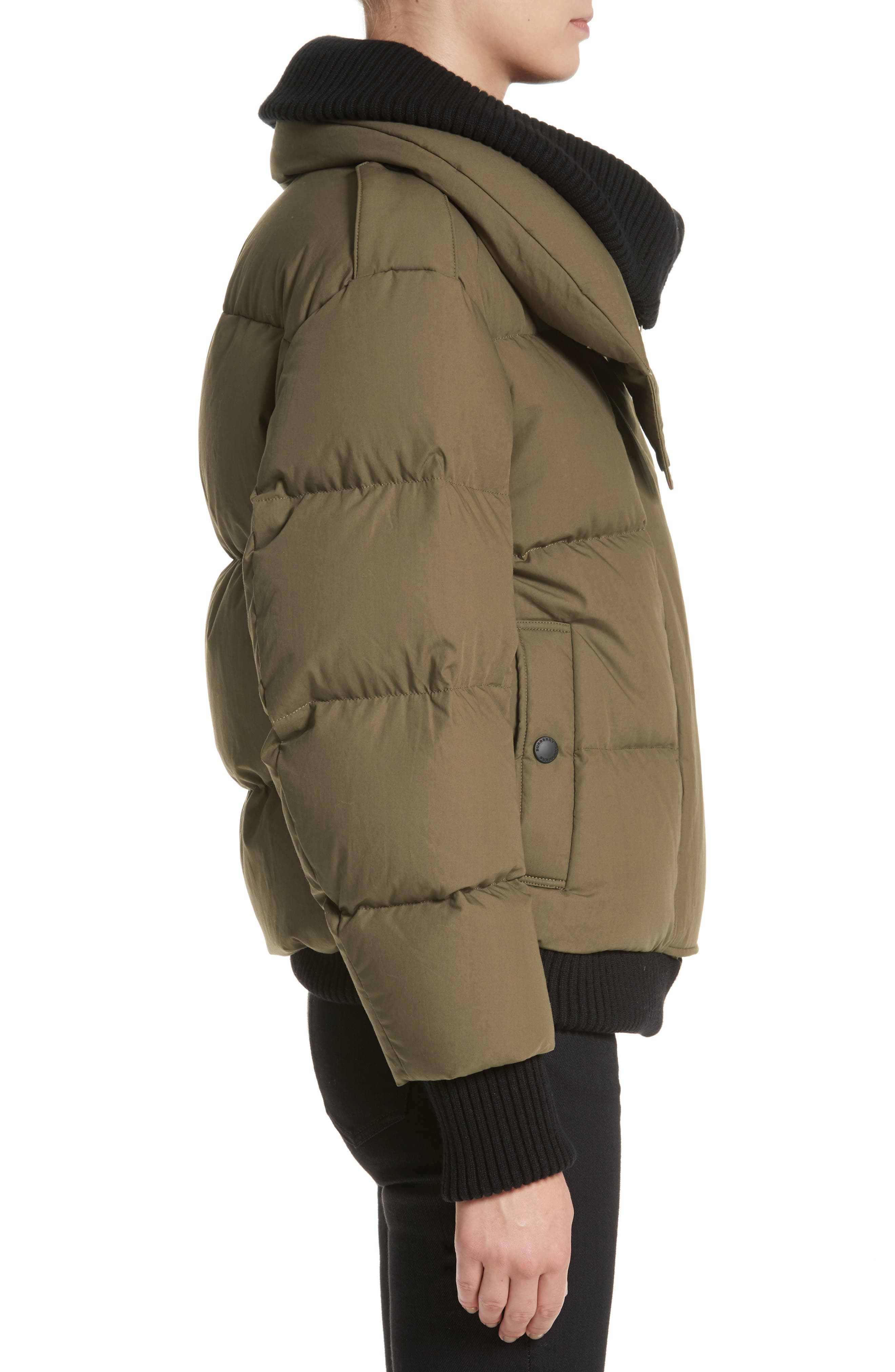 Greenlawkn Puffer Jacket,                             Alternate thumbnail 3, color,                             364