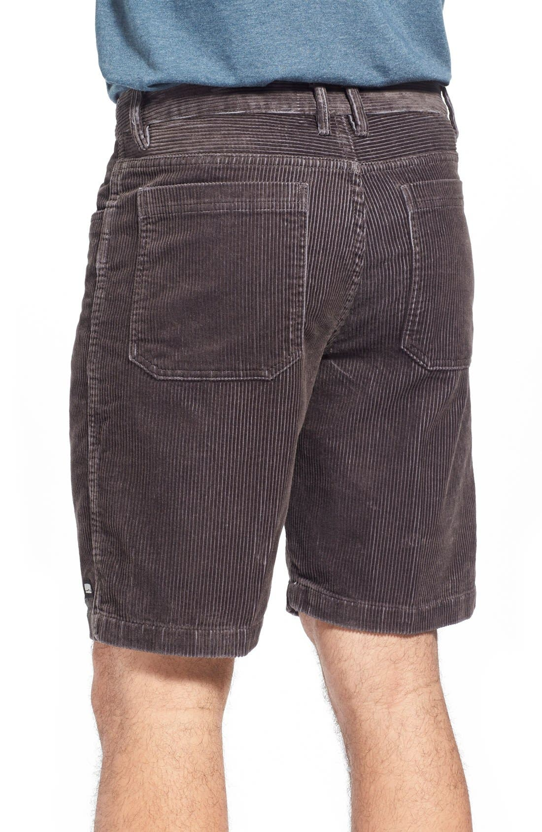 Kordo Corduroy Walking Shorts,                             Alternate thumbnail 15, color,