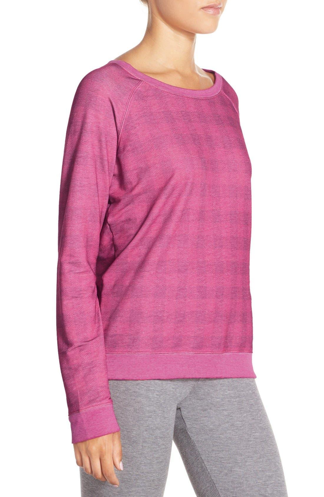 Burnout Lounge Sweatshirt,                             Alternate thumbnail 131, color,