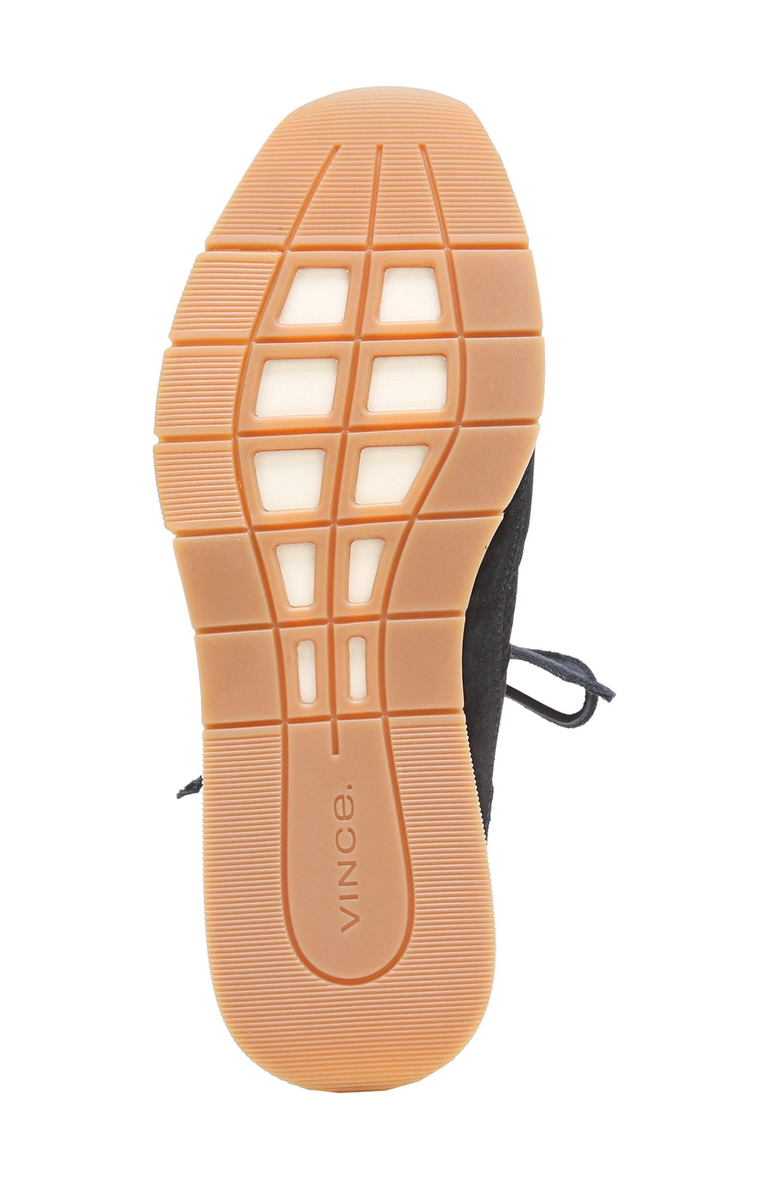 Larson Perforated Sneaker,                             Alternate thumbnail 6, color,                             COASTAL