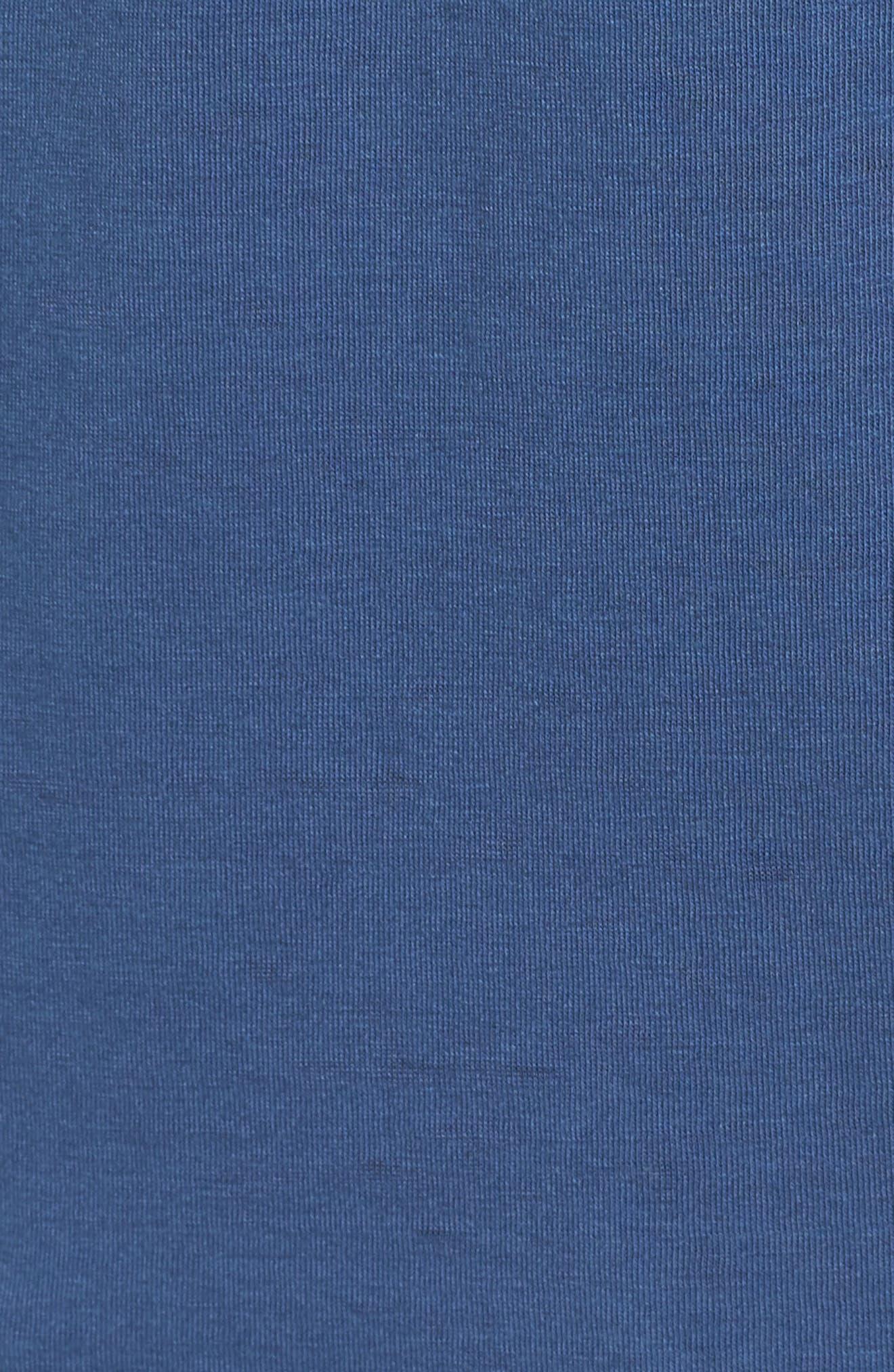 Flipped Perimeter Burnout T-Shirt,                             Alternate thumbnail 15, color,