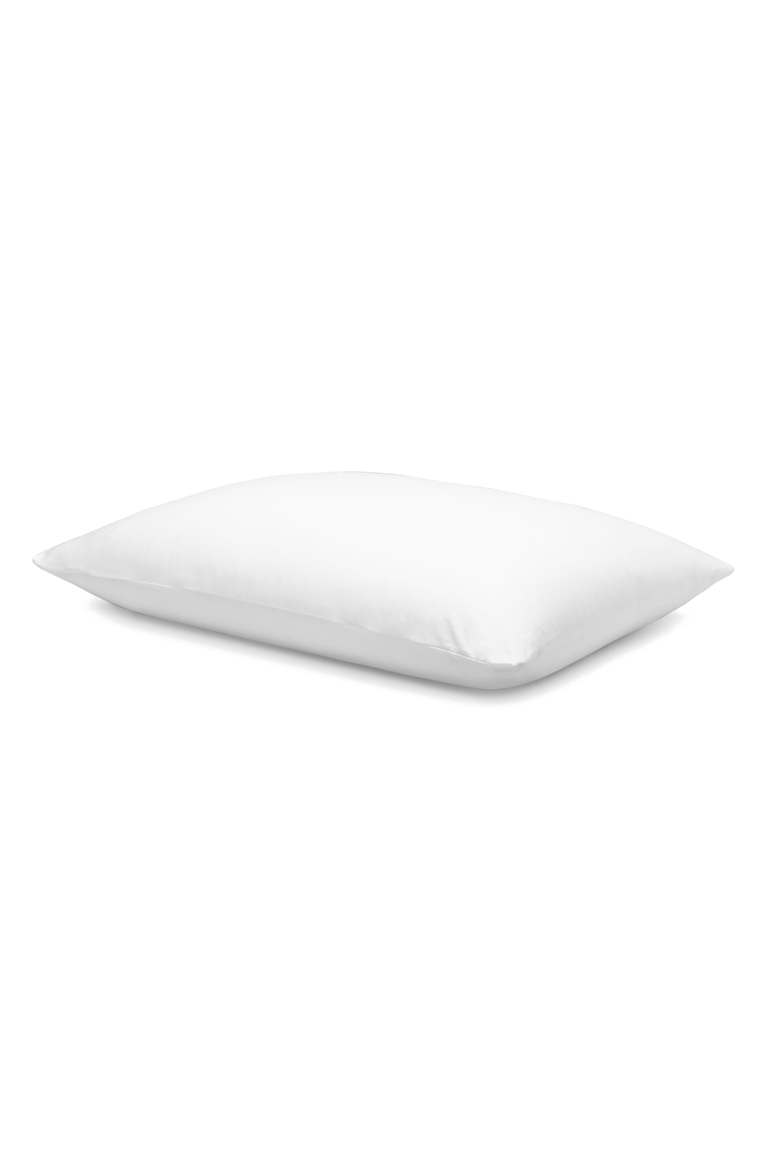 CALVIN KLEIN HOME Harrison Pillowcases, Main, color, WHITE