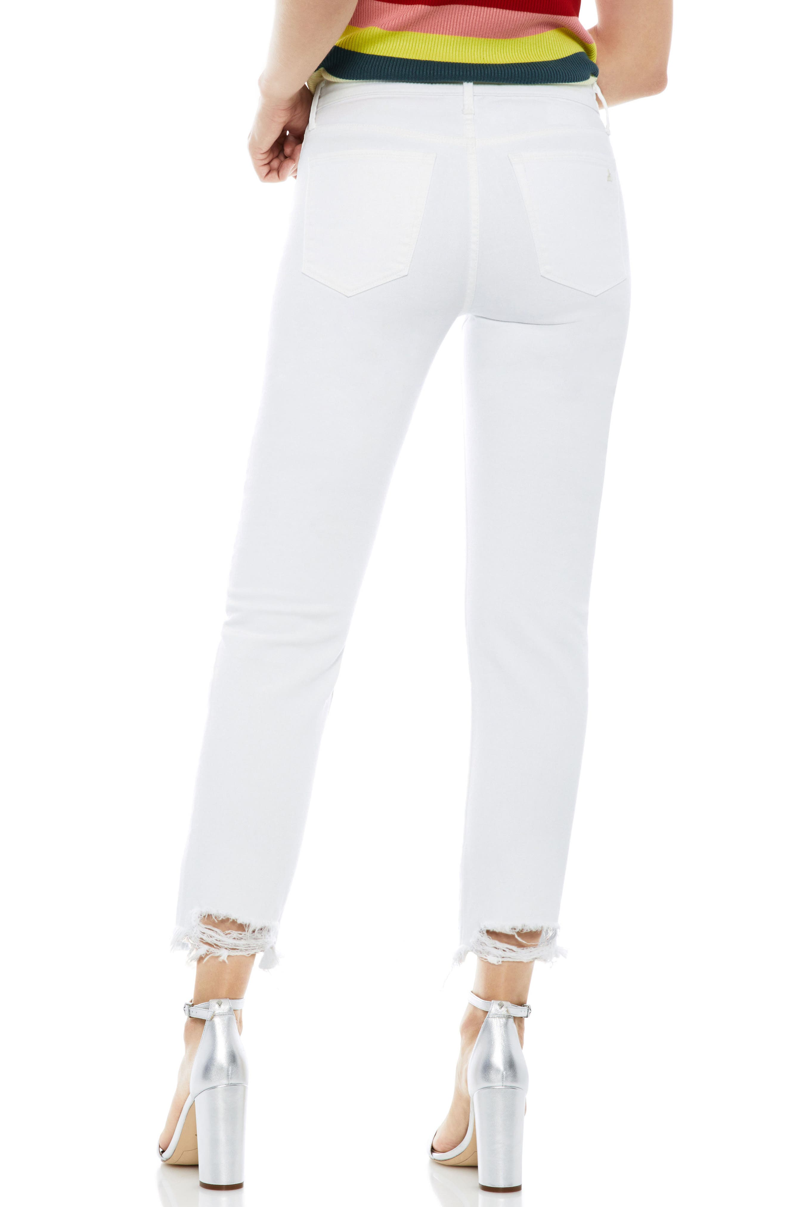 The Mary Jane Ankle Jeans,                             Alternate thumbnail 2, color,                             101