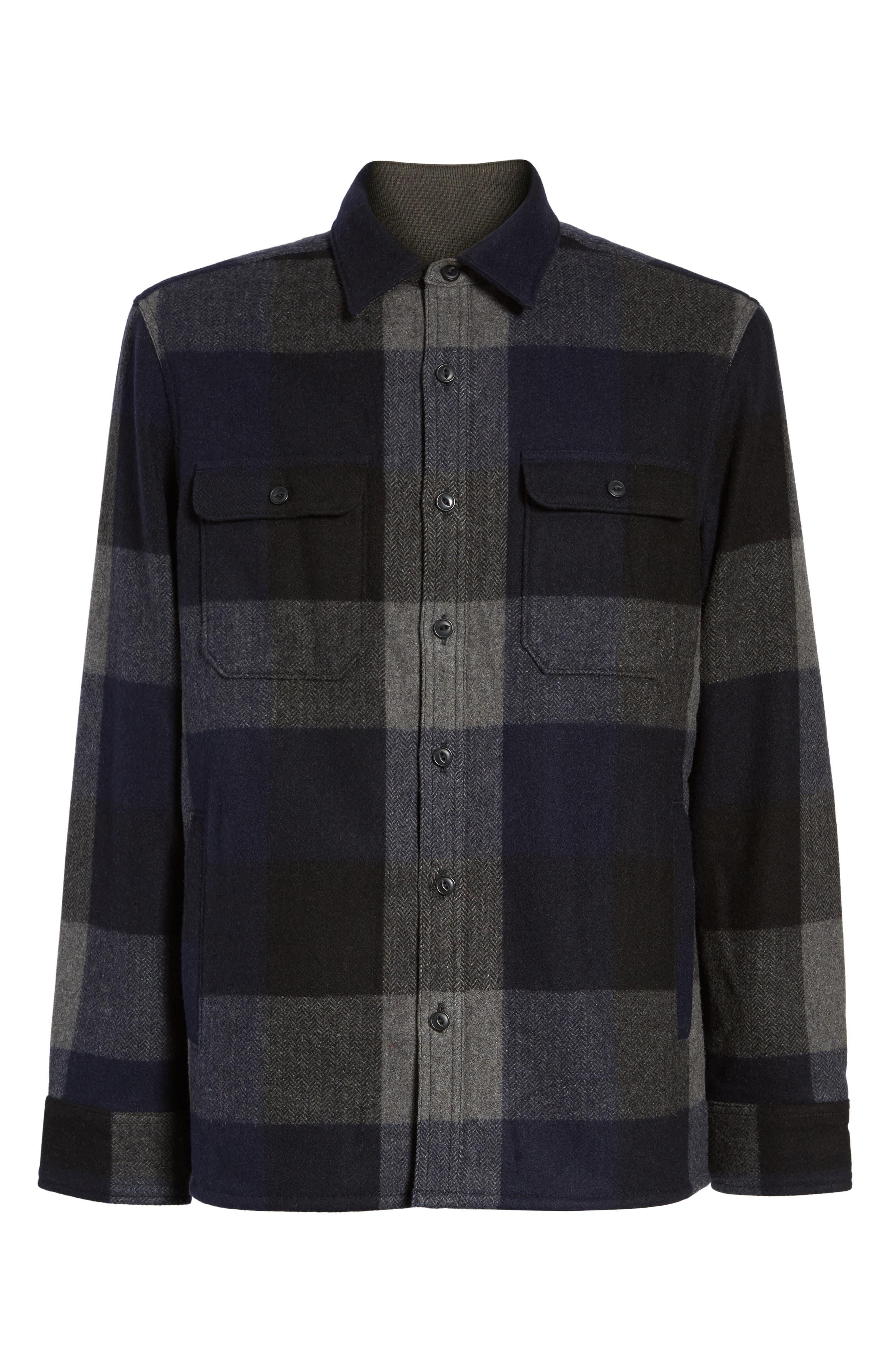 Shirt Jacket,                             Alternate thumbnail 14, color,
