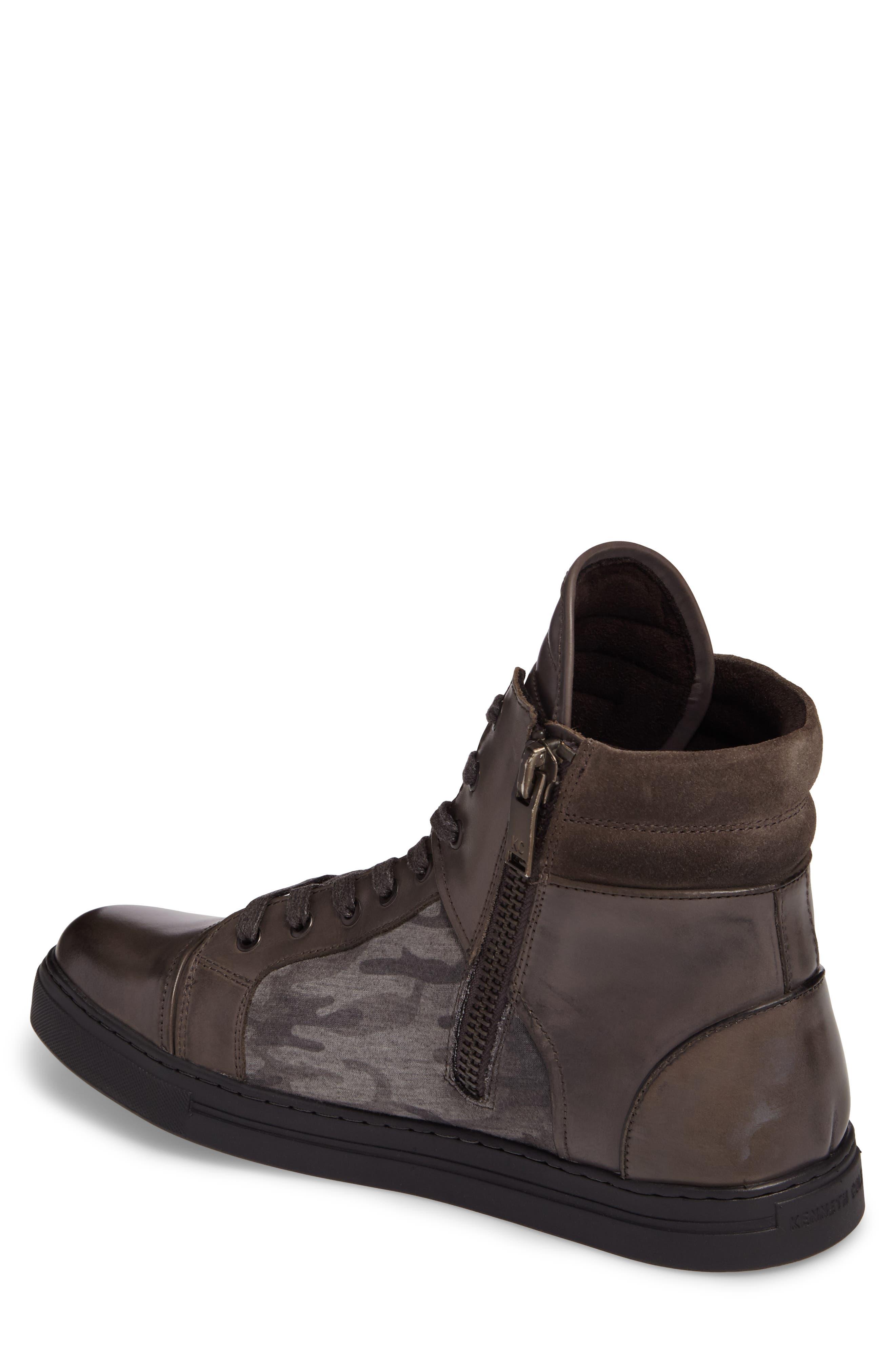 Double Header Sneaker,                             Alternate thumbnail 2, color,                             020