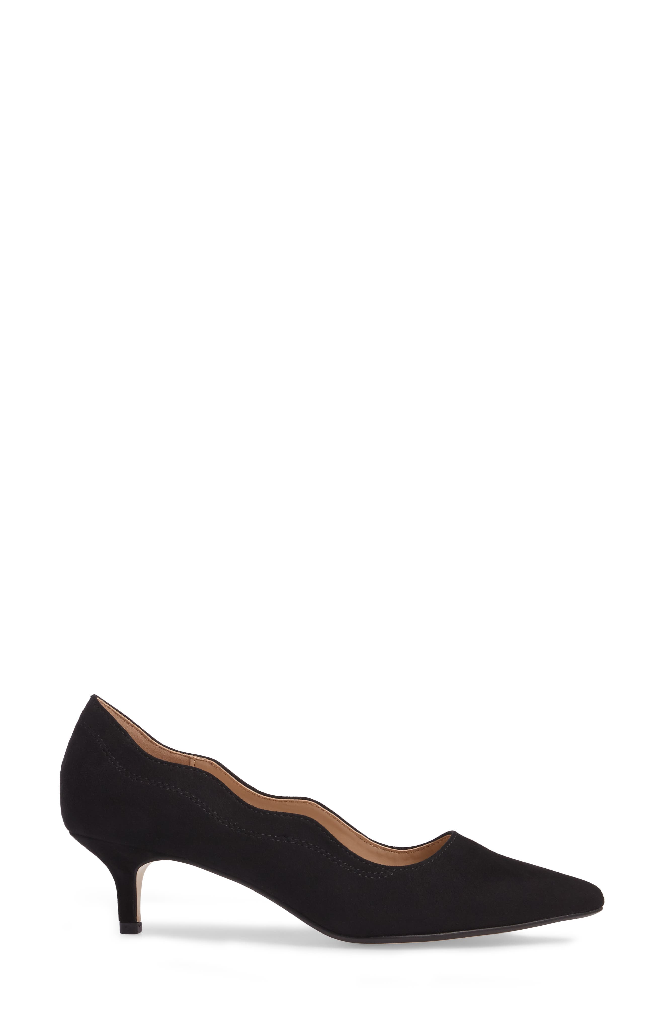 Stormm Pointy Toe Pump,                             Alternate thumbnail 3, color,                             003