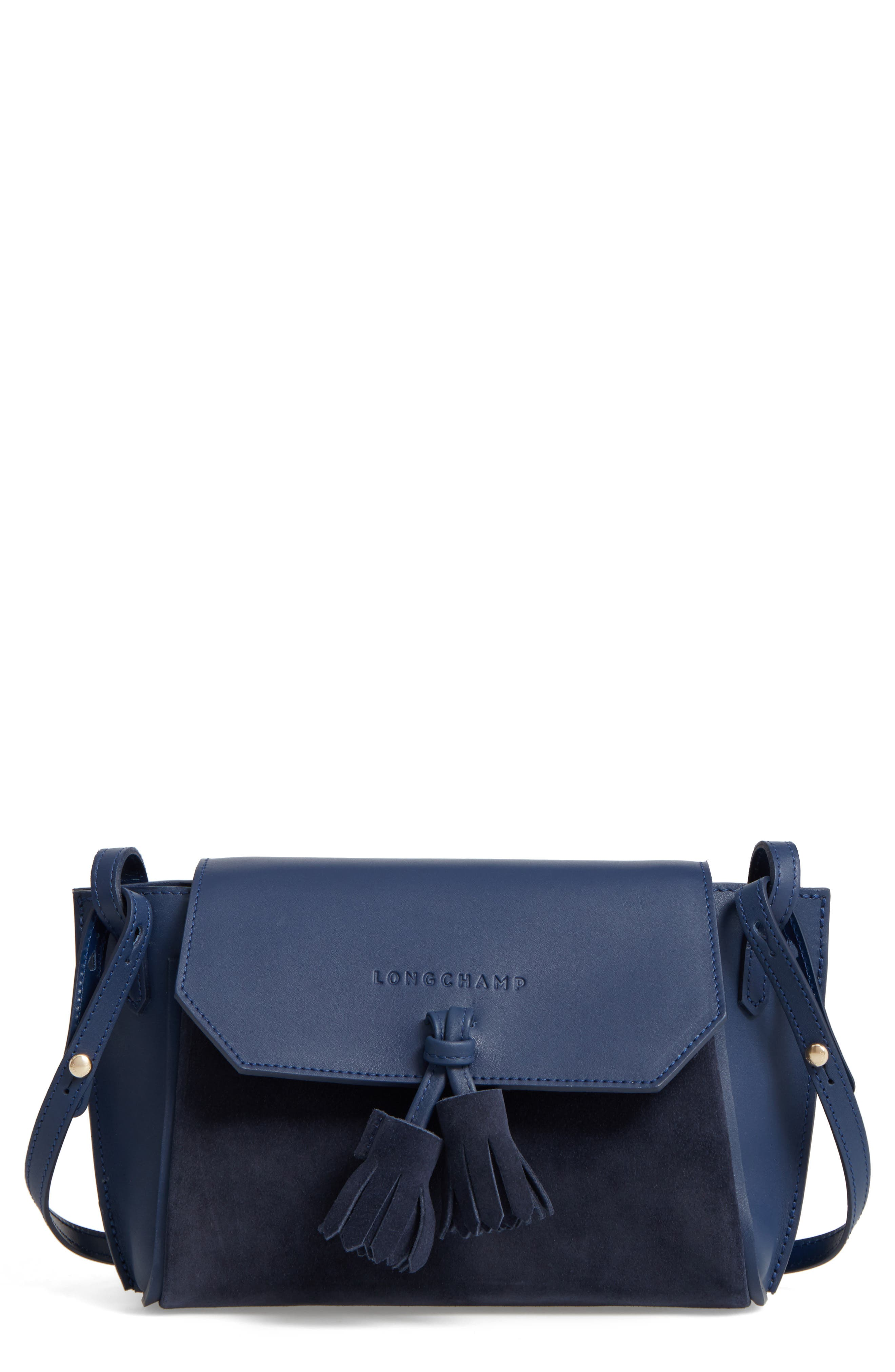 Small Penelope Leather Crossbody Bag,                         Main,                         color, 400