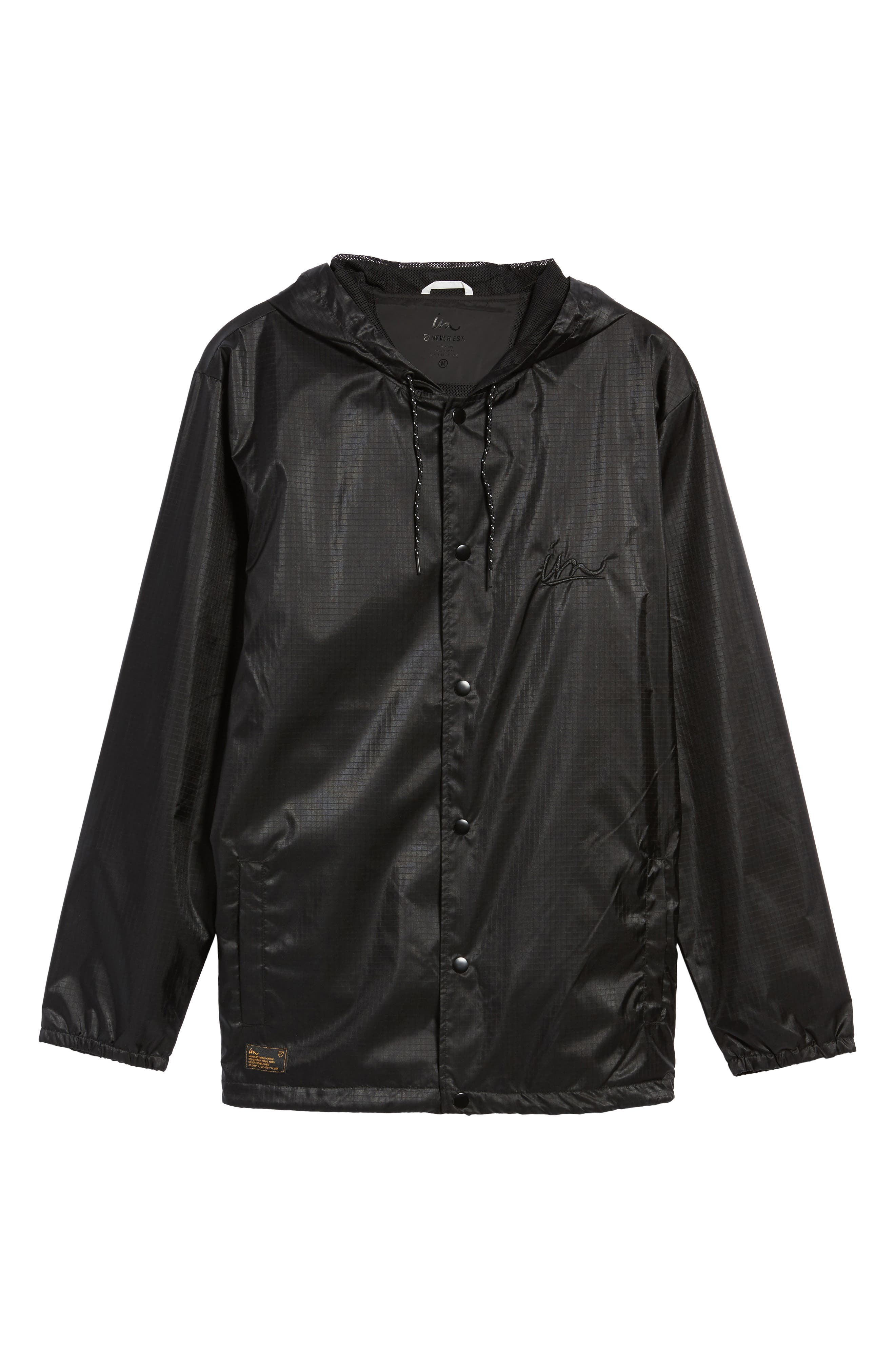 NCT Vulcan Coach's Jacket,                             Alternate thumbnail 3, color,