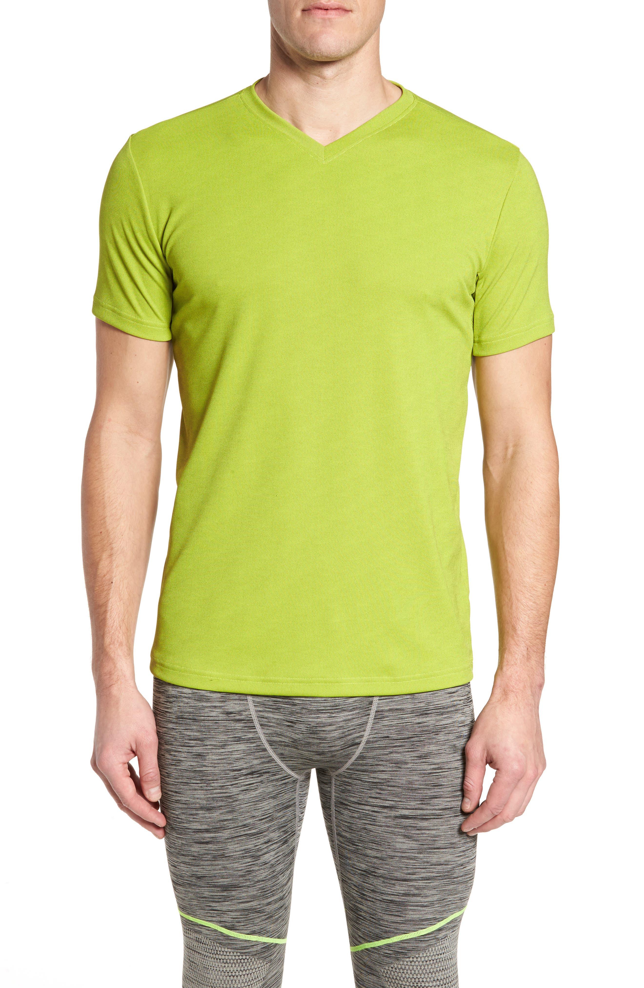 Energy V-Neck T-Shirt,                             Main thumbnail 2, color,