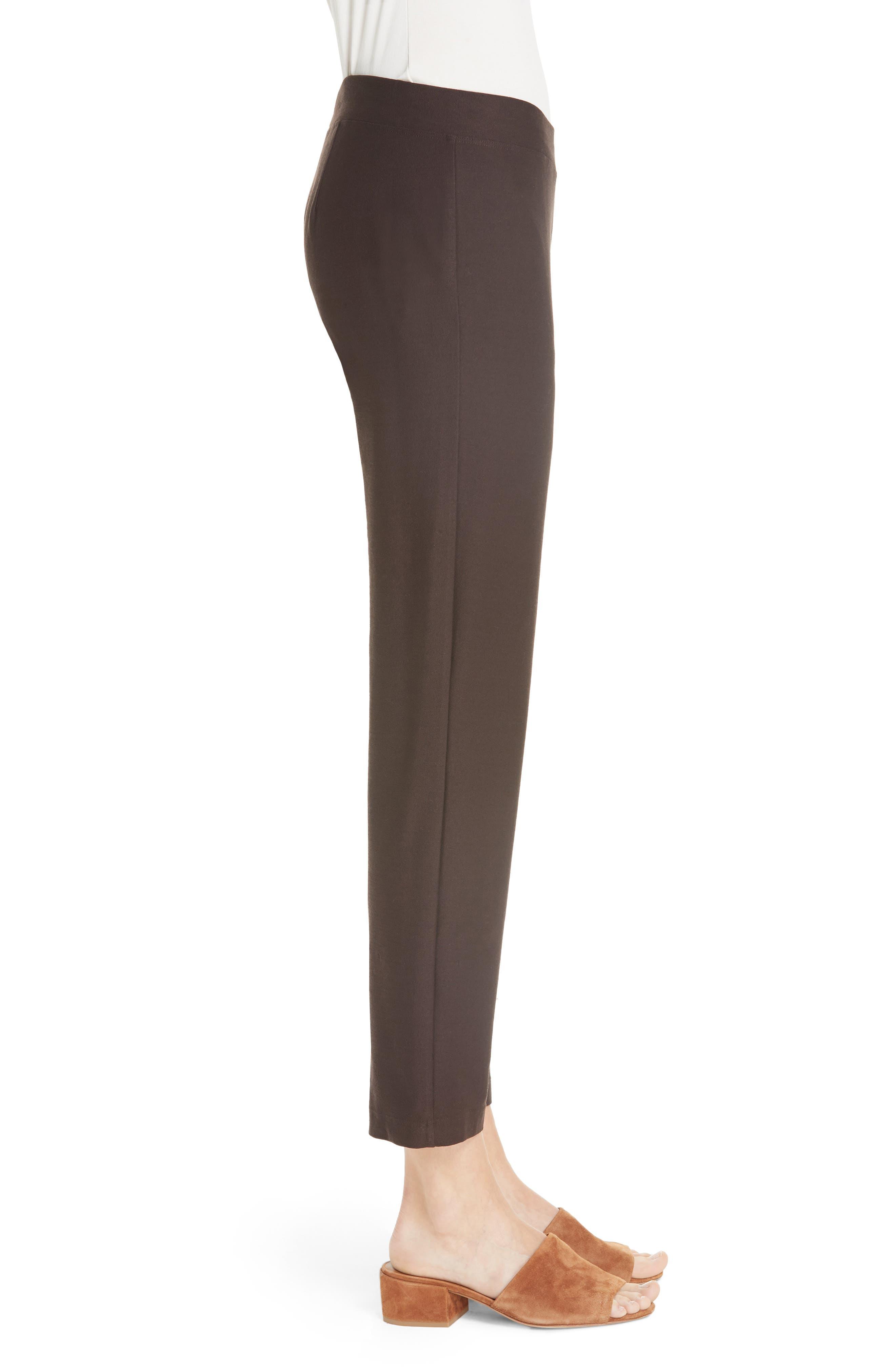 Stretch Crepe Slim Ankle Pants,                             Alternate thumbnail 52, color,