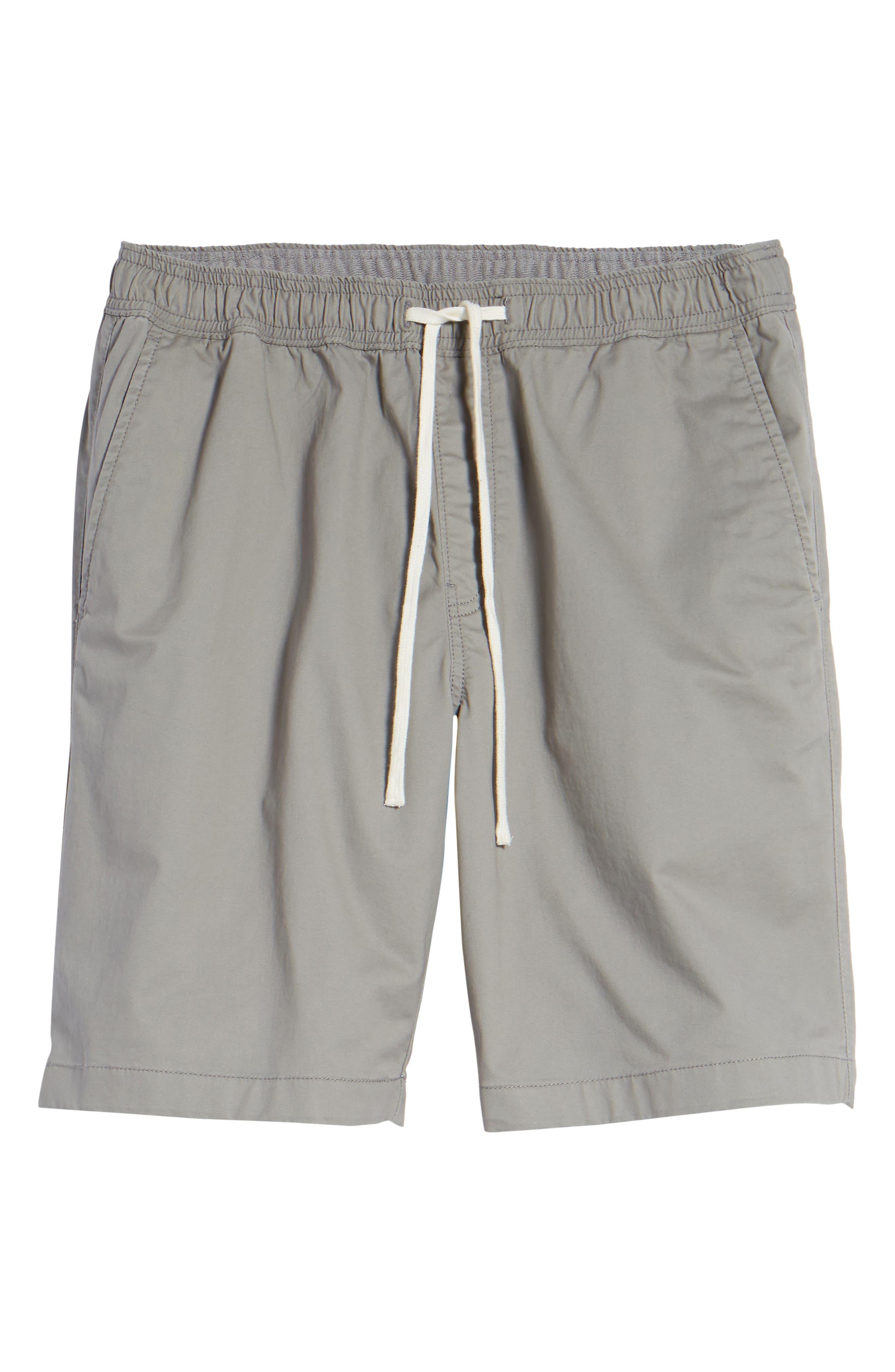Ballard Slim Fit Shorts,                             Alternate thumbnail 6, color,                             030