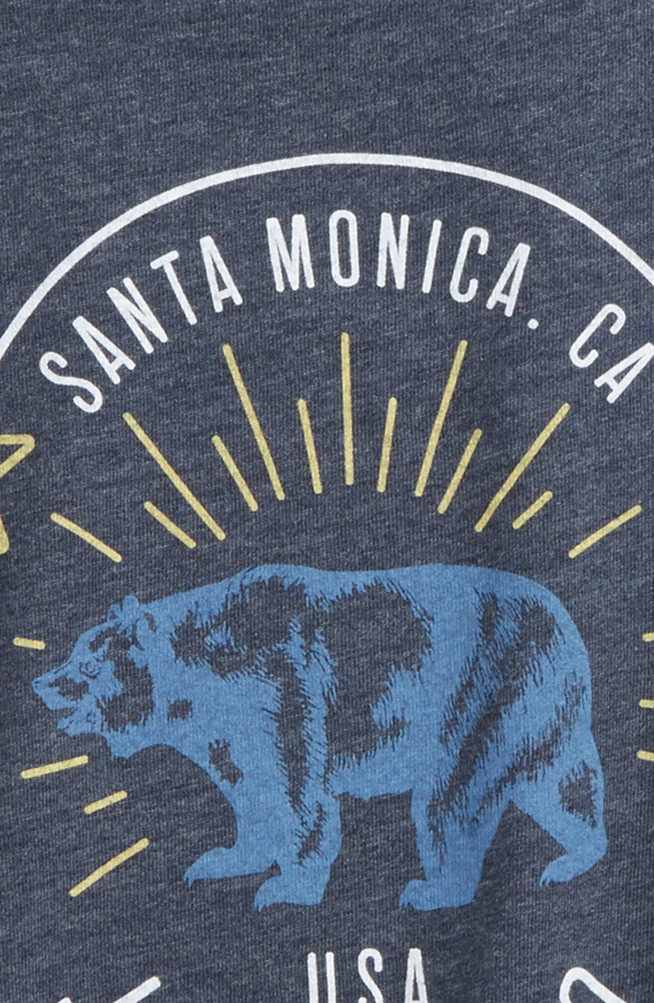 Bear Graphic T-Shirt,                             Alternate thumbnail 3, color,                             411