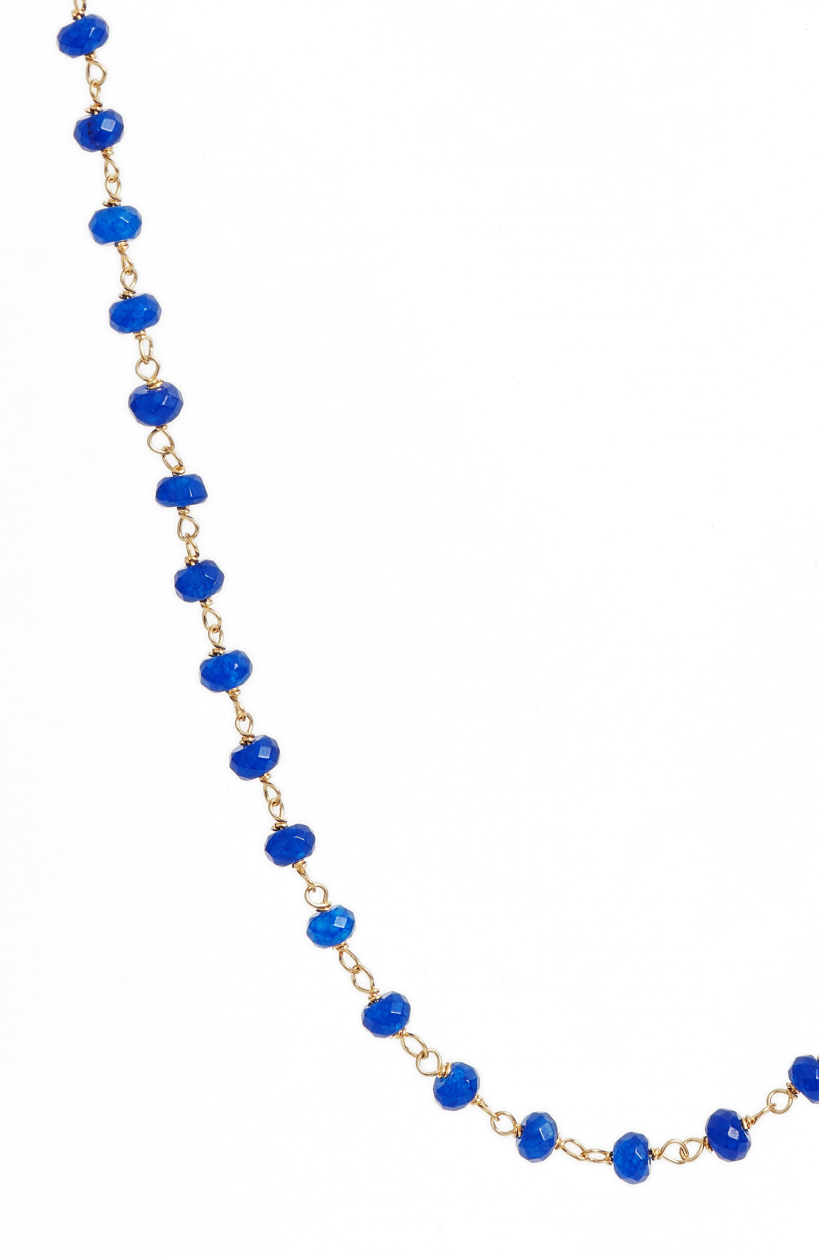 Beaded Wrap Necklace,                             Alternate thumbnail 2, color,                             710