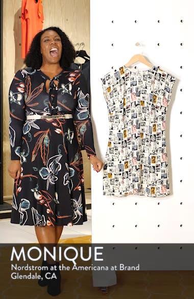 Lilah Back Keyhole Body-Con Minidress, sales video thumbnail