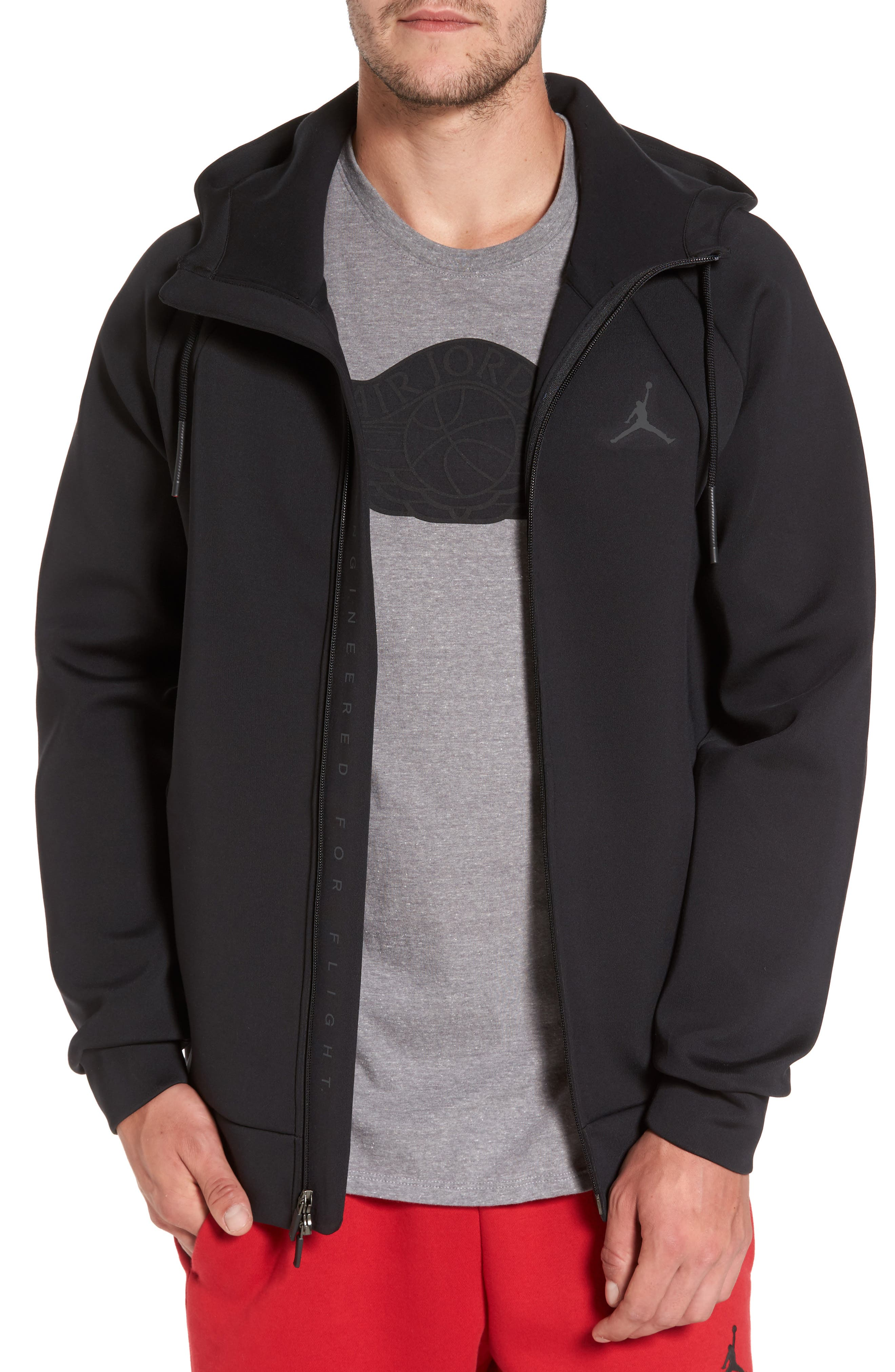 Sportswear Flight Tech Shield Jacket,                         Main,                         color, 010