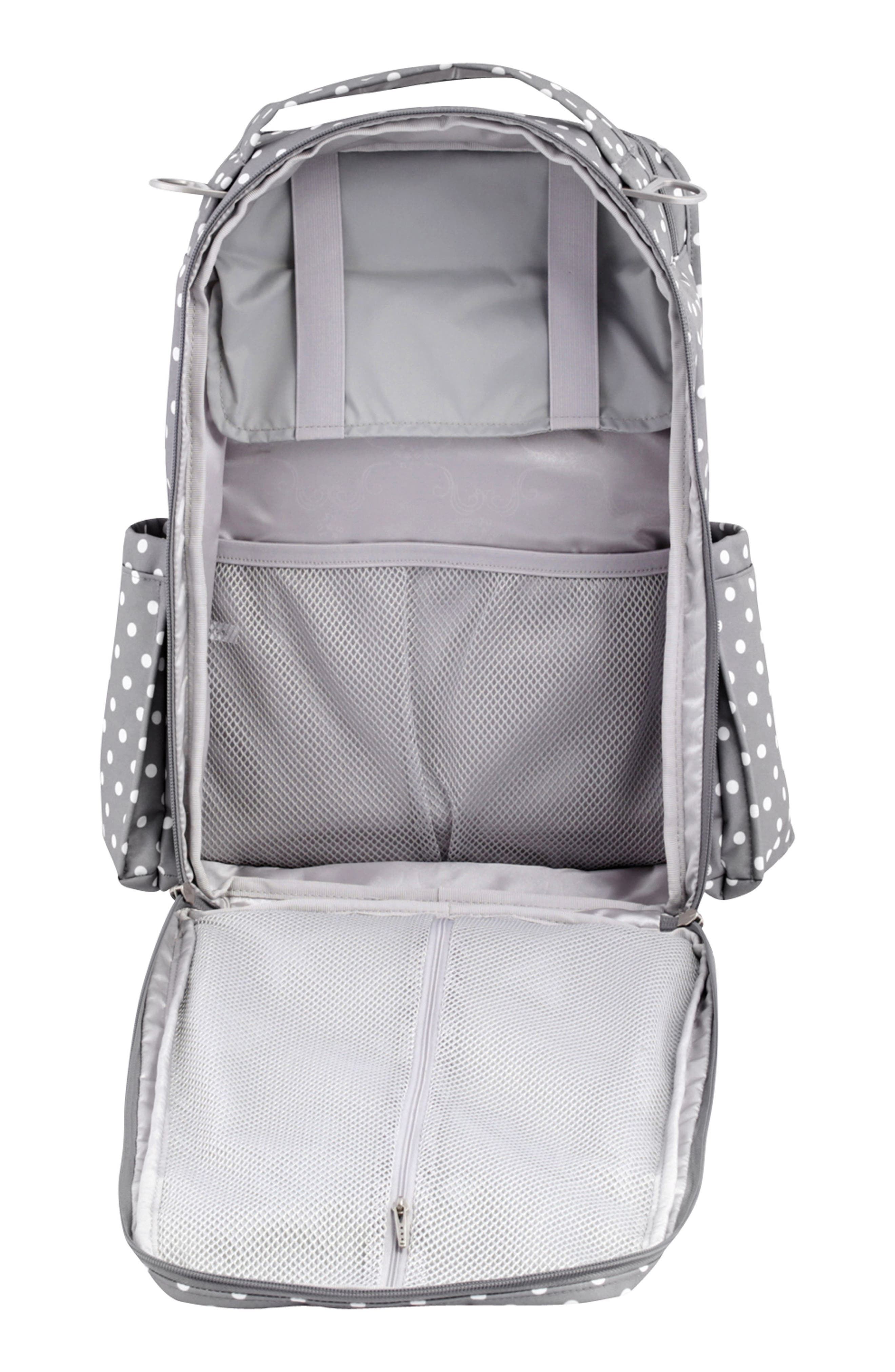 'Be Right Back' Diaper Backpack,                             Alternate thumbnail 52, color,
