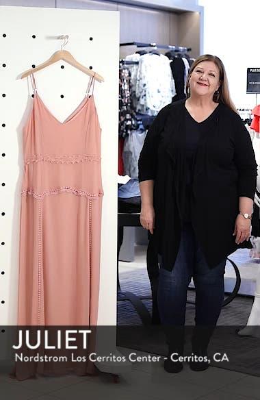 Picot Trim Maxi Dress, sales video thumbnail