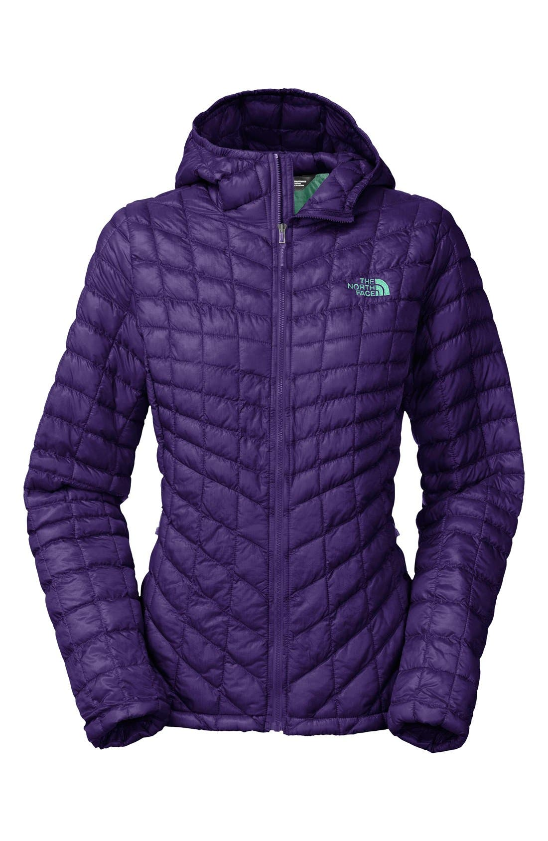 ThermoBall<sup>™</sup> Zip Hoodie,                             Alternate thumbnail 17, color,