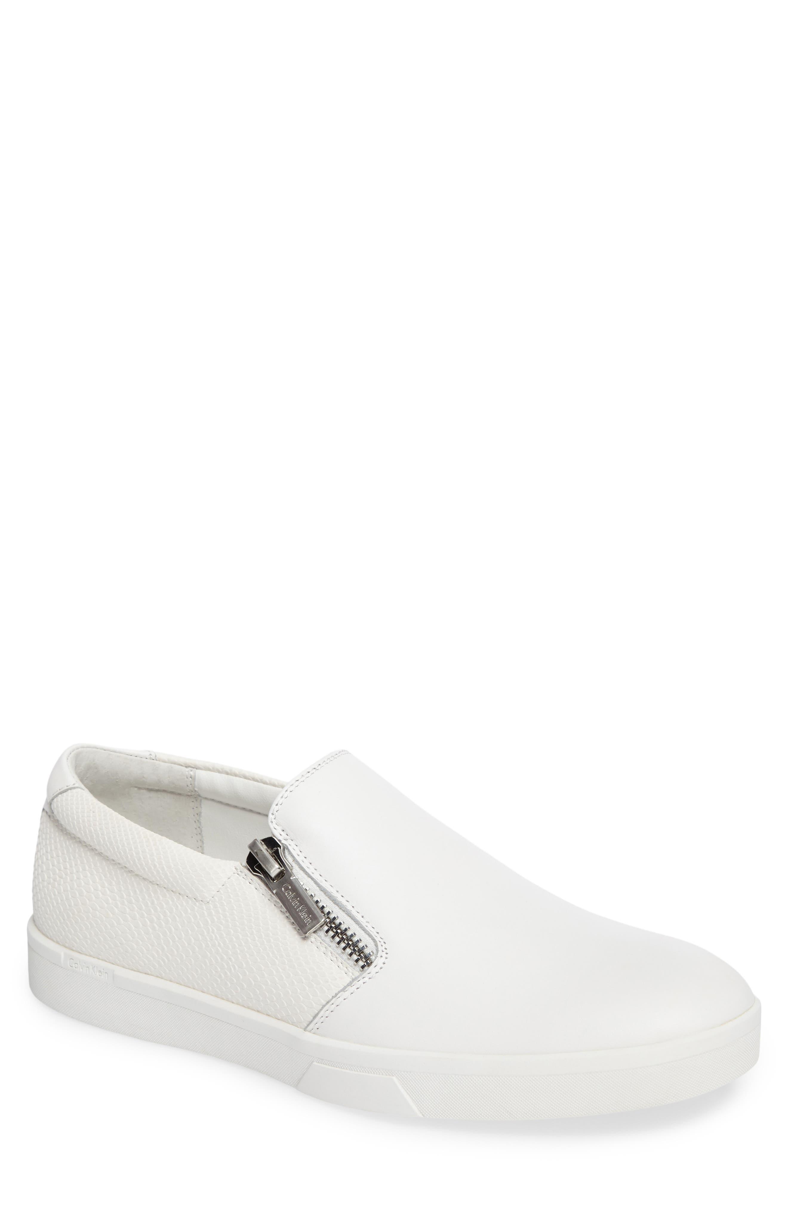 Ibiza Slip-On Zip Sneaker,                             Main thumbnail 2, color,