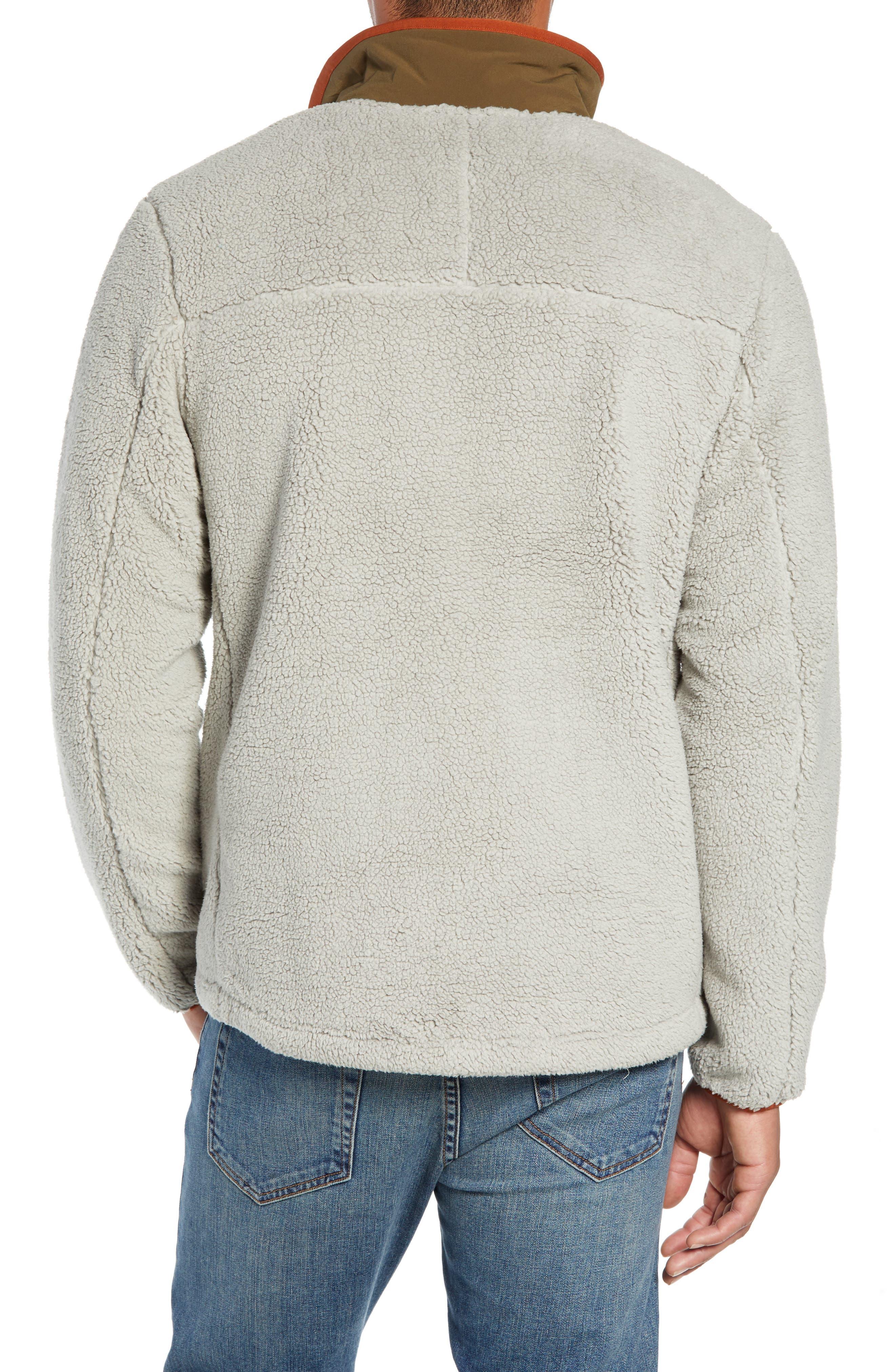 Campshire Zip Fleece Jacket,                             Alternate thumbnail 18, color,