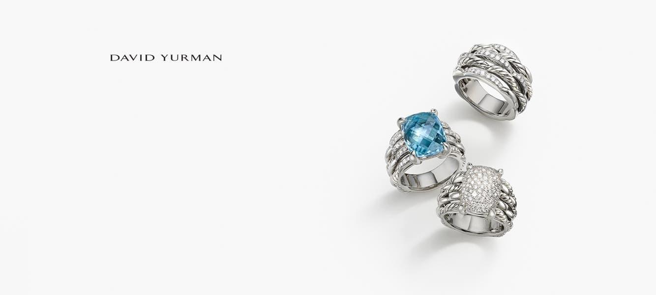 David Yurman Tides collection.